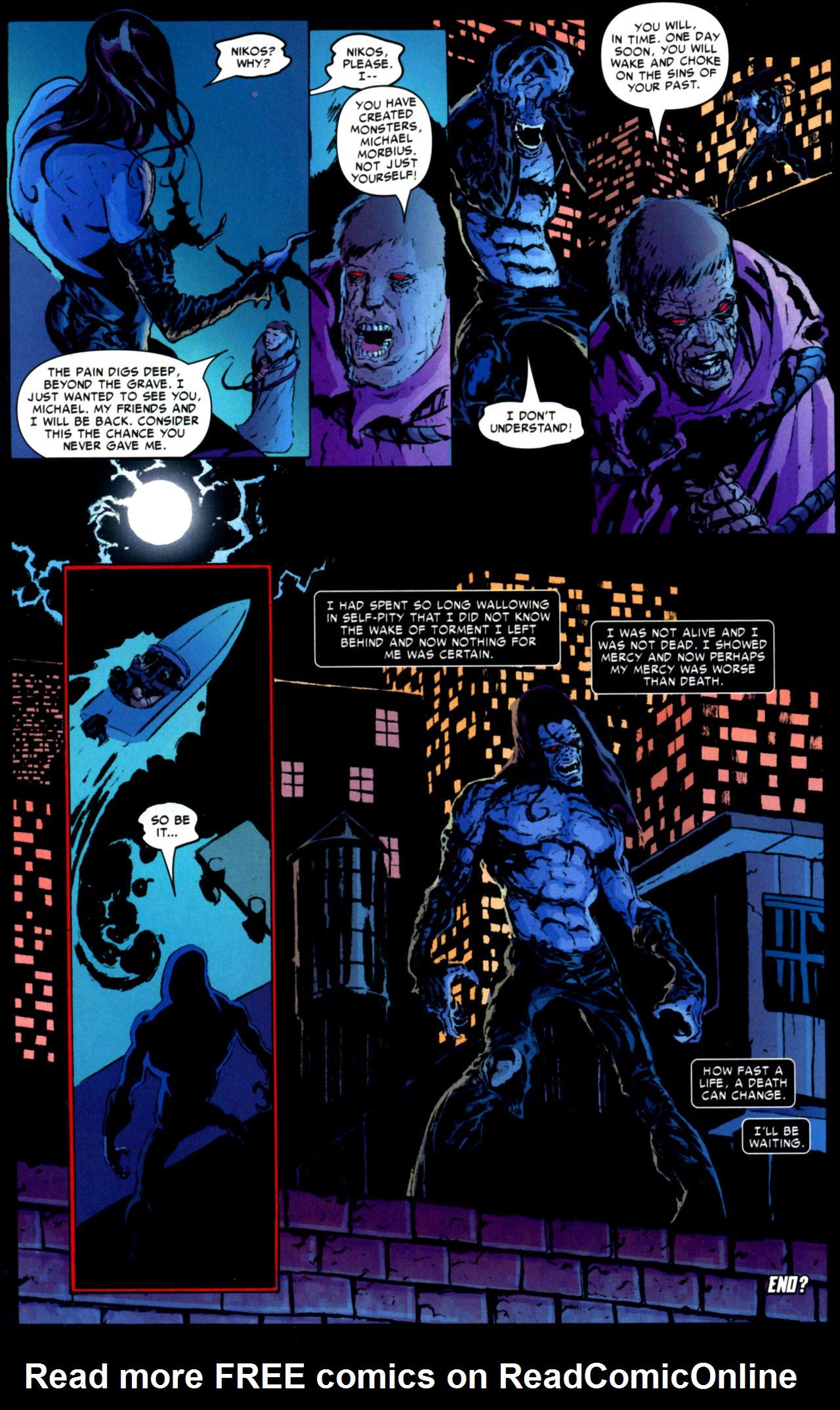 Read online Amazing Fantasy (2004) comic -  Issue #17 - 34