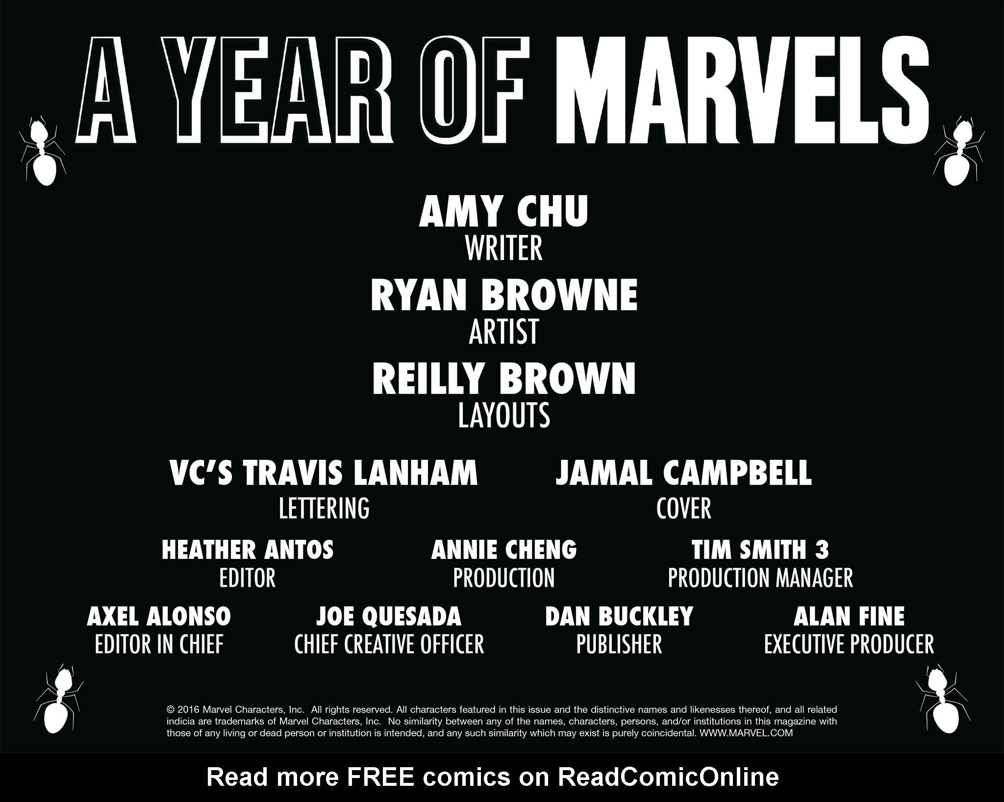 Read online A Year of Marvels: March Infinite Comic comic -  Issue #A Year of Marvels: March Infinite Comic Full - 67
