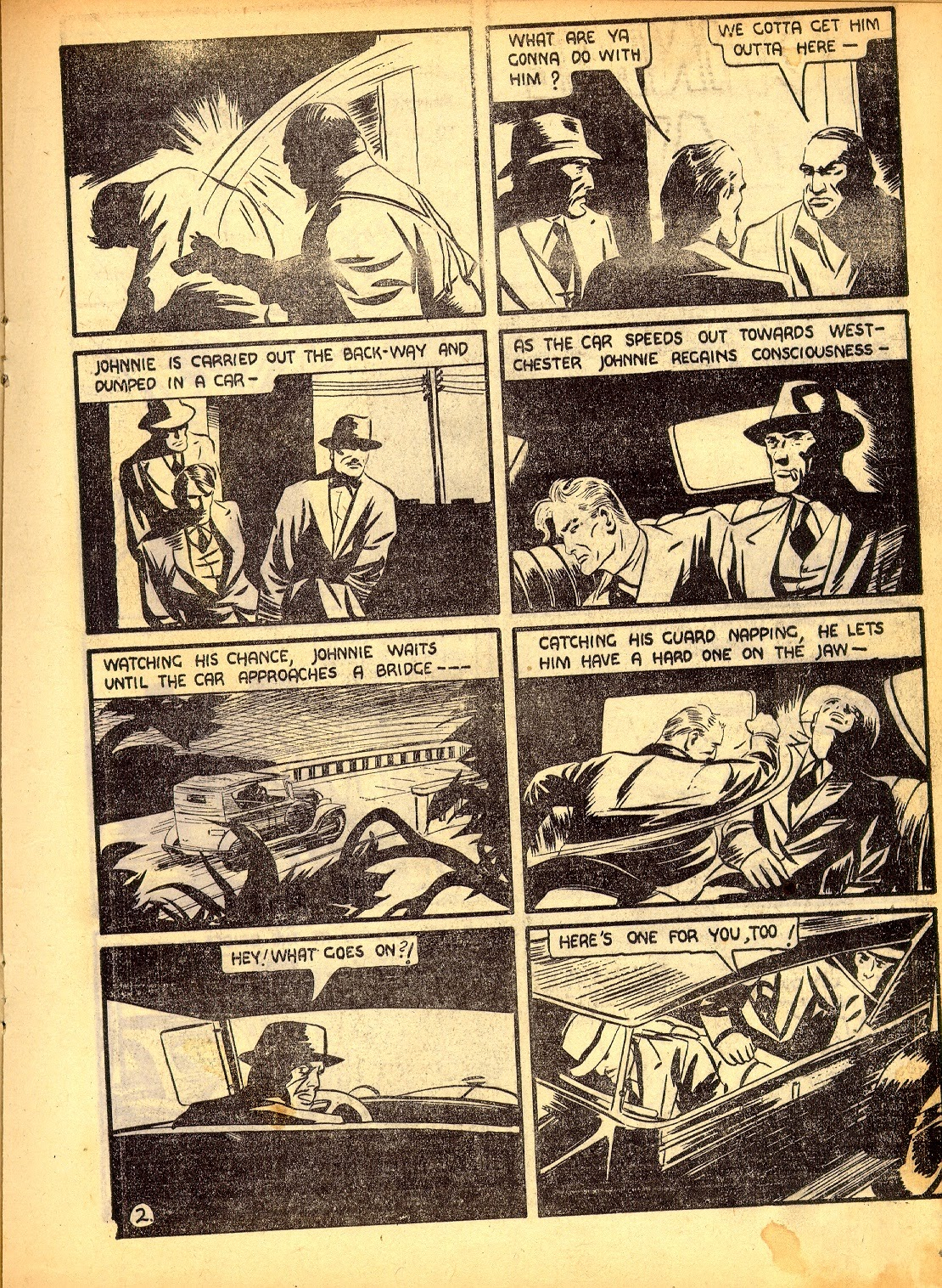 Double Action Comics issue 2 - Page 33