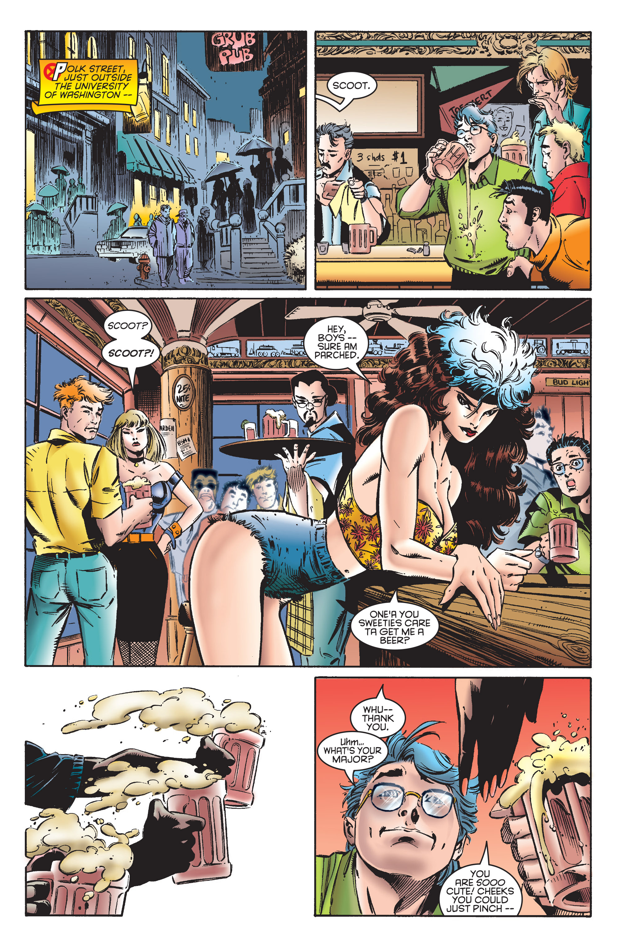 X-Men (1991) 45 Page 11