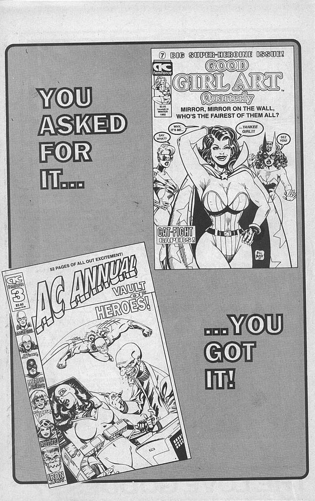 Femforce Issue #46 #46 - English 29