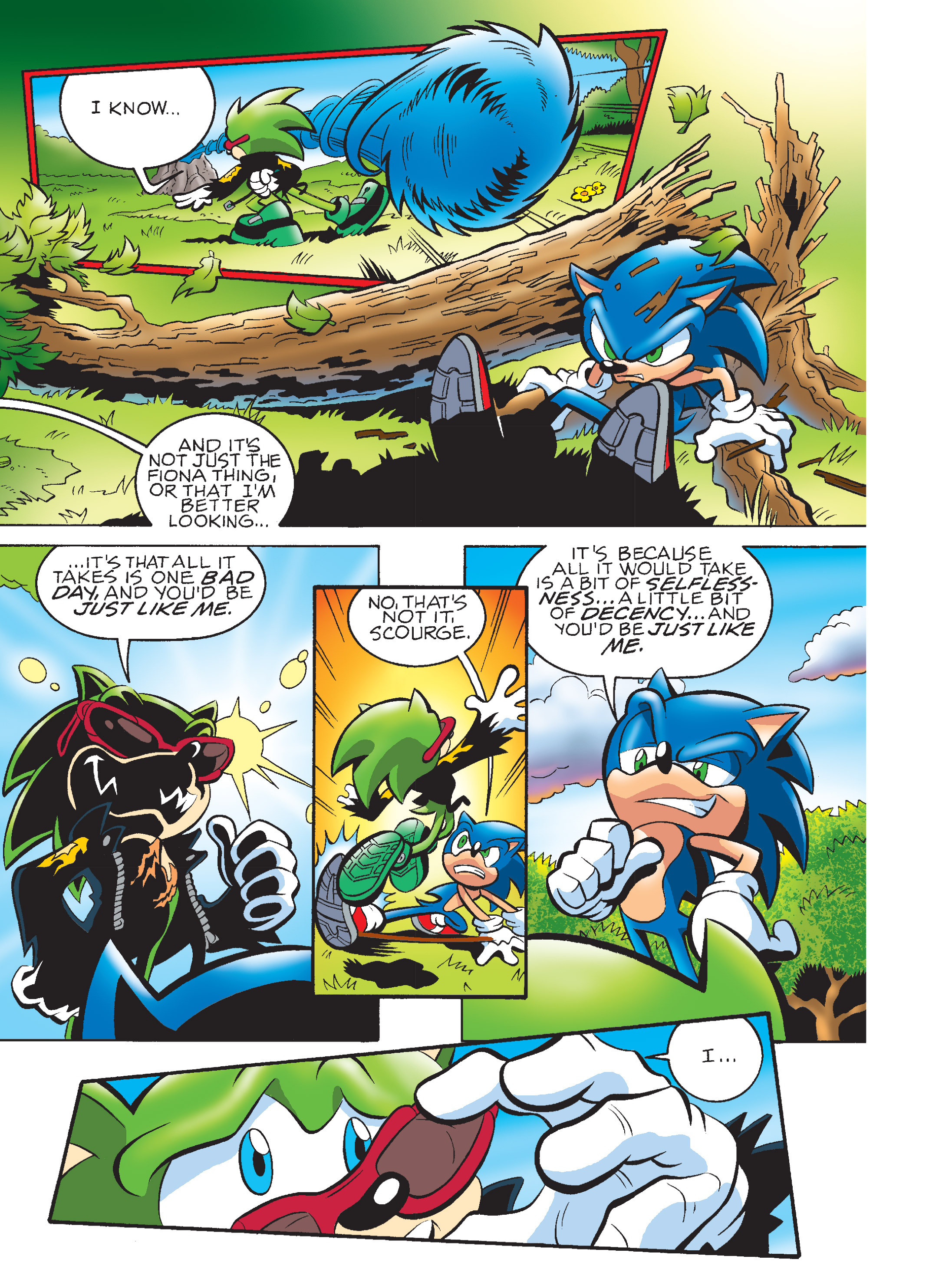 Read online Sonic Super Digest comic -  Issue #7 - 93