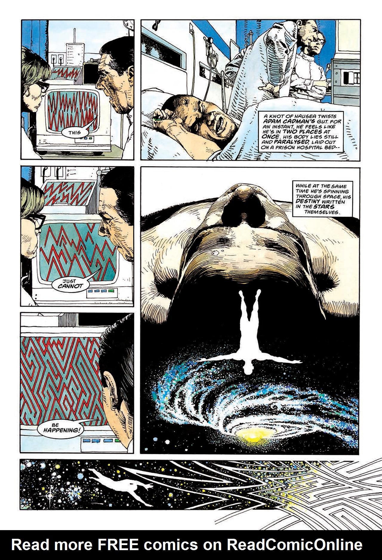 Read online Mazeworld comic -  Issue # TPB - 72