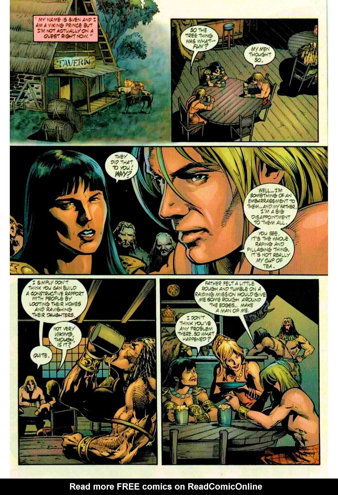 Xena: Warrior Princess (1999) Issue #10 #10 - English 11