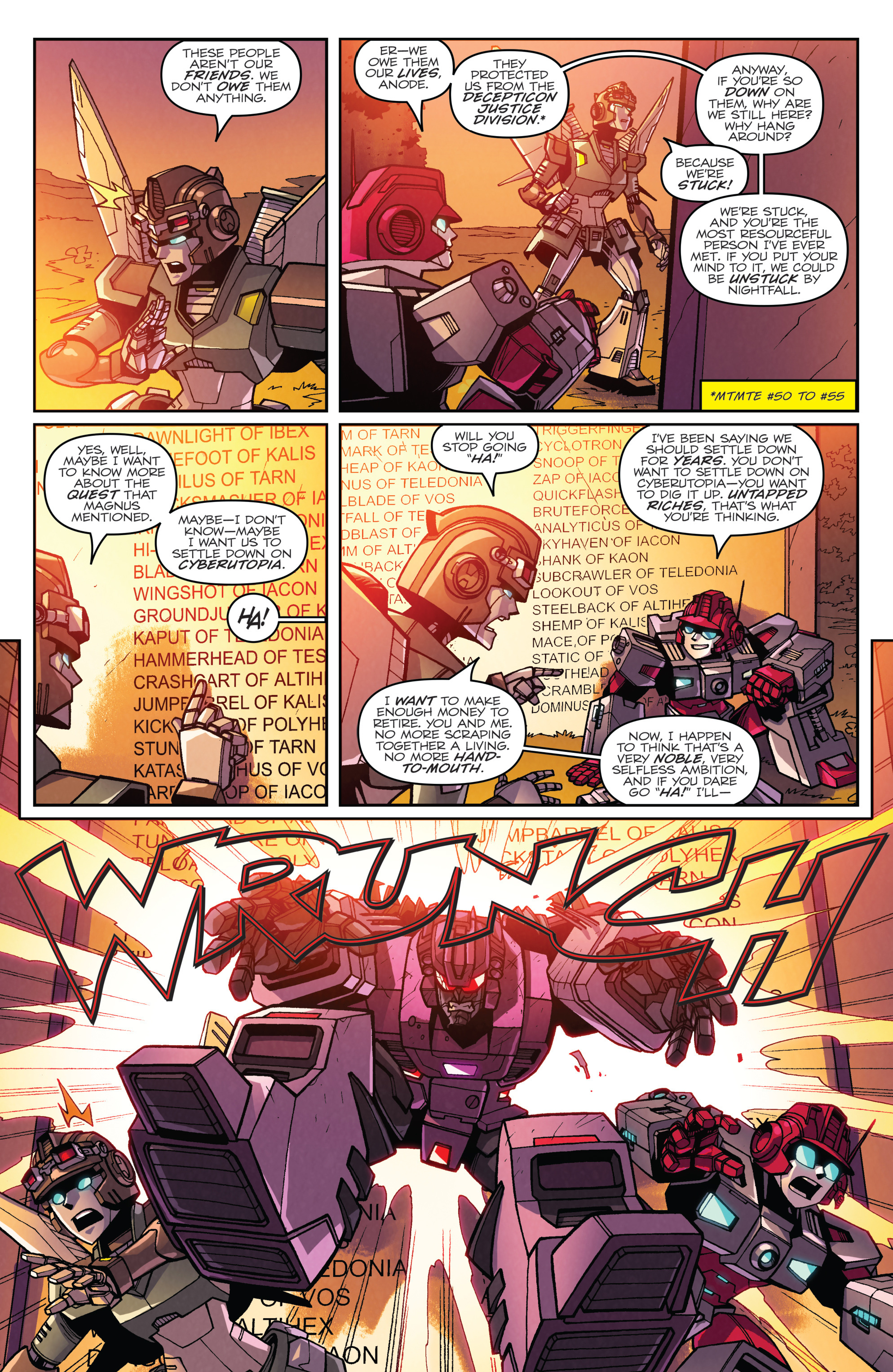 Read online Transformers: Lost Light comic -  Issue #2 - 6