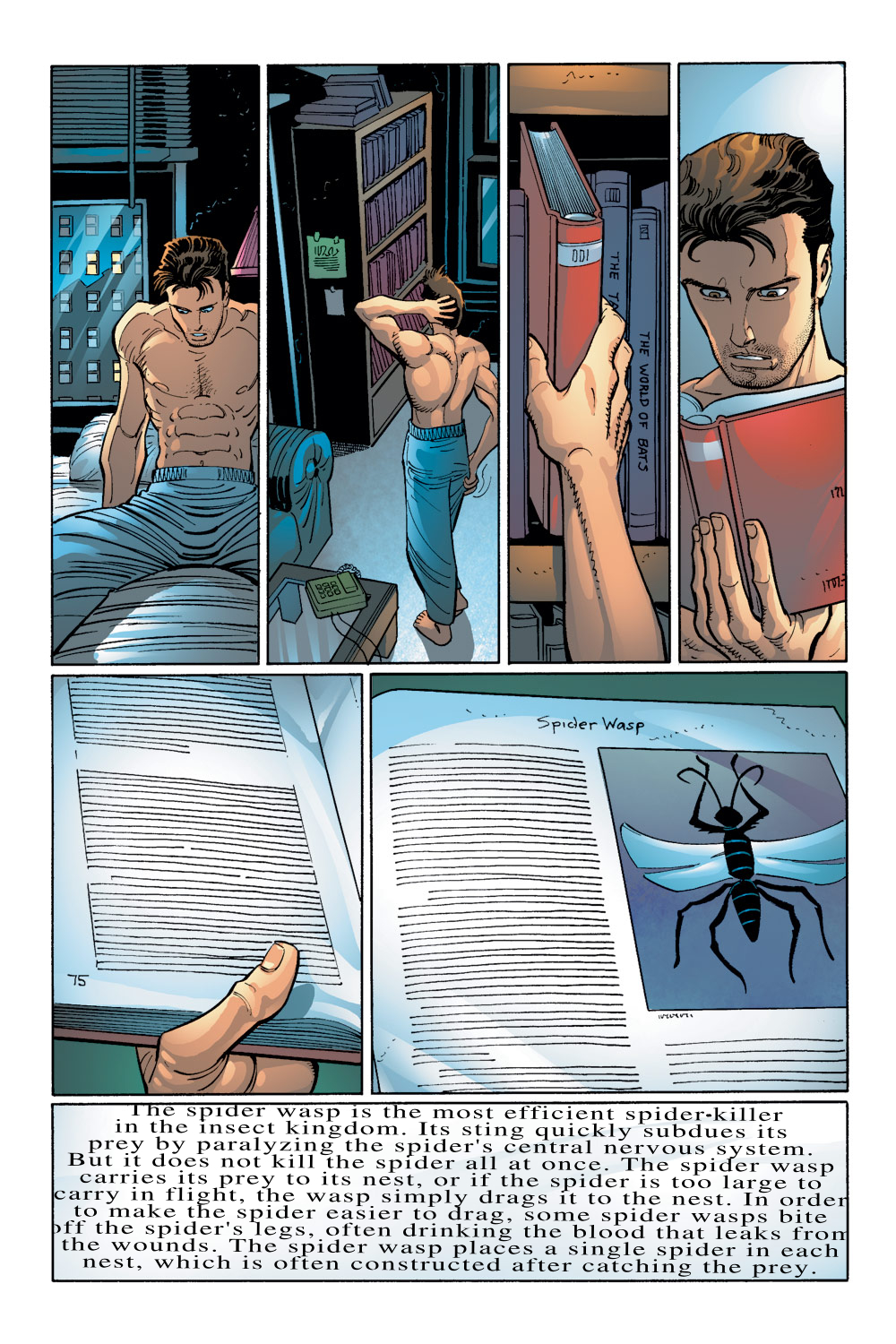 The Amazing Spider-Man (1999) 46 Page 7