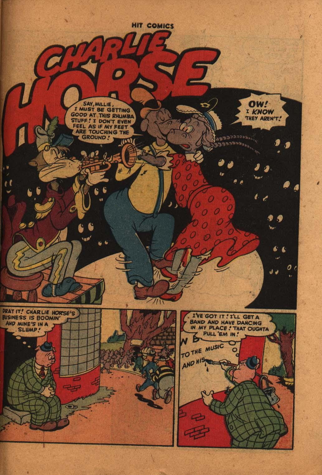 Read online Hit Comics comic -  Issue #47 - 44
