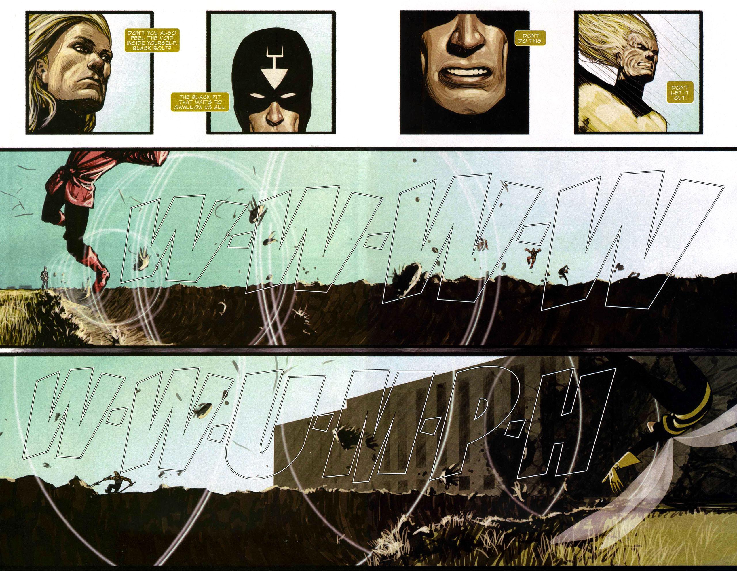 Read online Silent War comic -  Issue #5 - 18