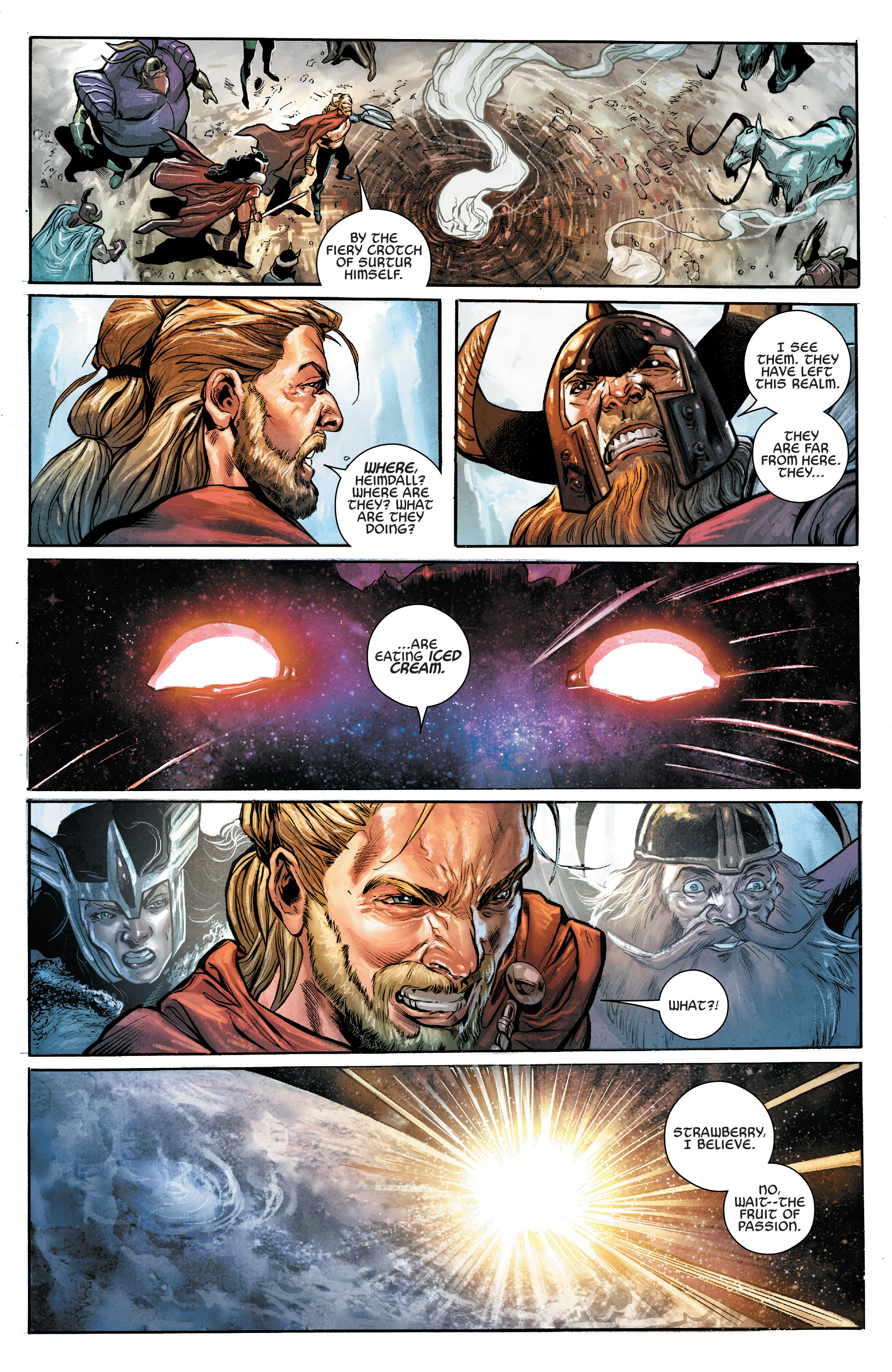 Read online Angela: Asgard's Assassin comic -  Issue #2 - 13