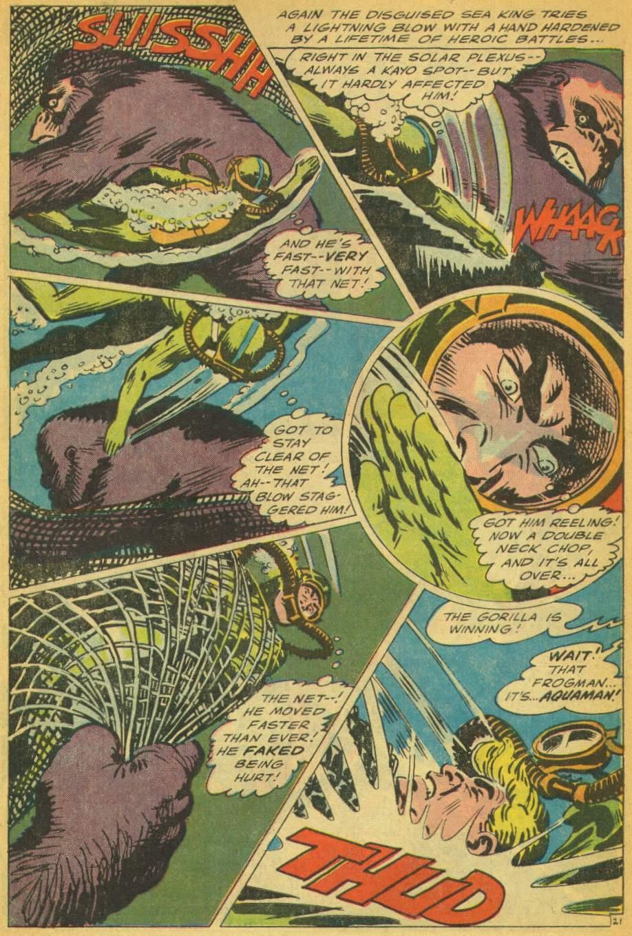 Read online Aquaman (1962) comic -  Issue #28 - 27