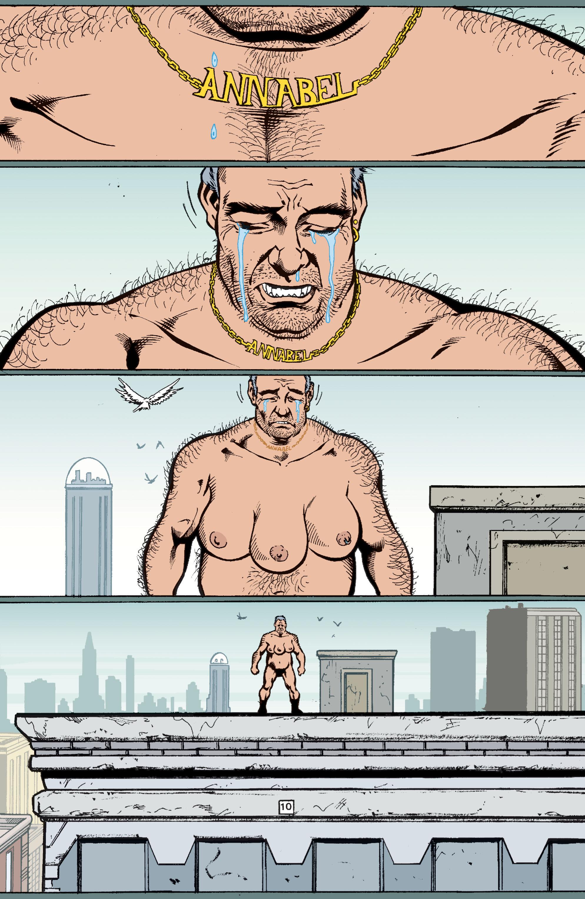 Read online Transmetropolitan comic -  Issue #37 - 11