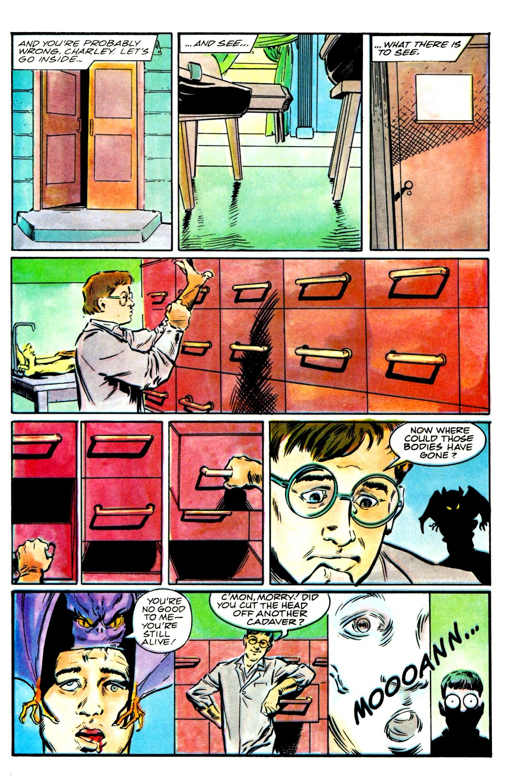 Fright Night issue 3 - Page 9