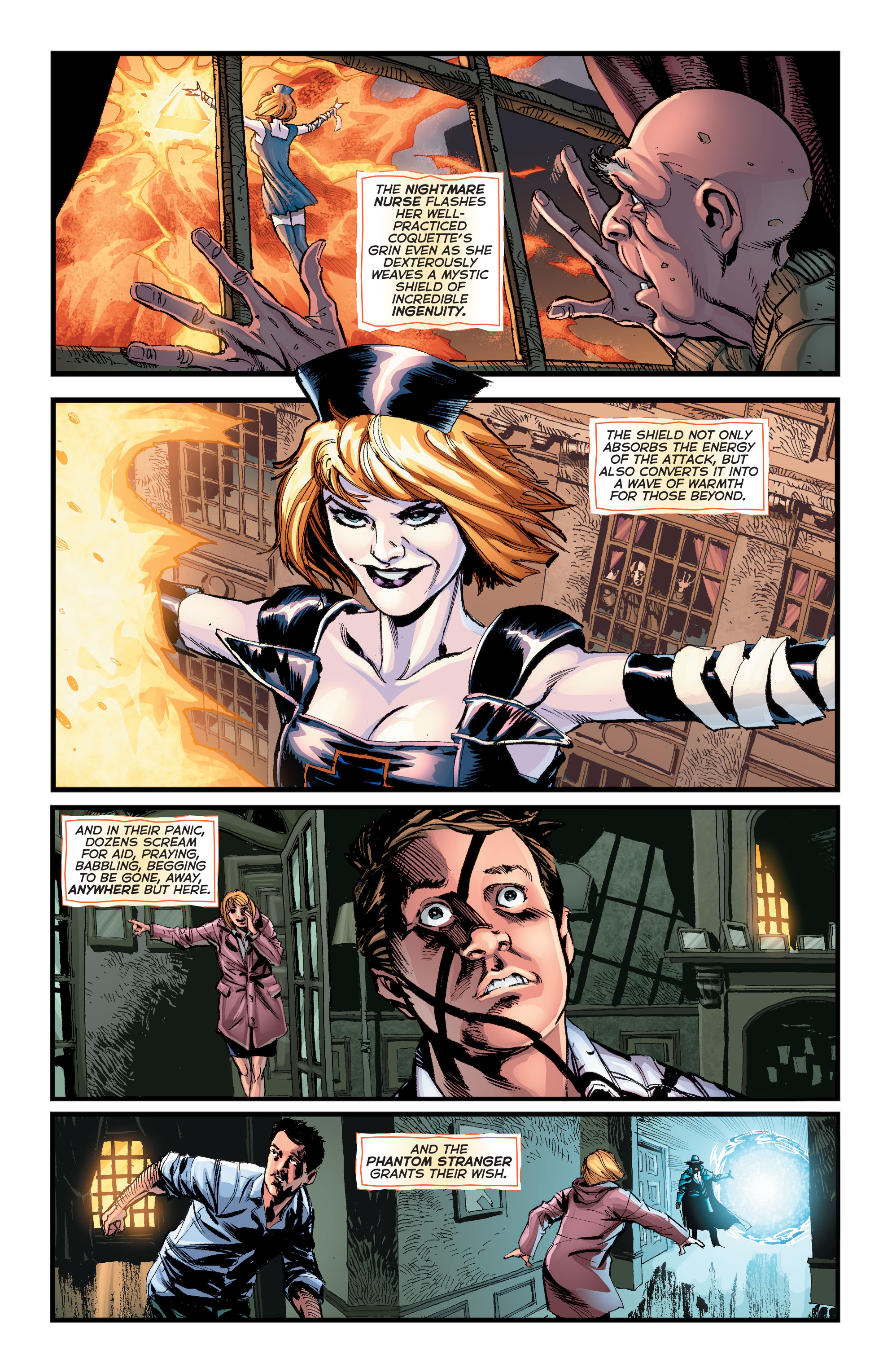 Read online Trinity of Sin: Pandora comic -  Issue #6 - 10