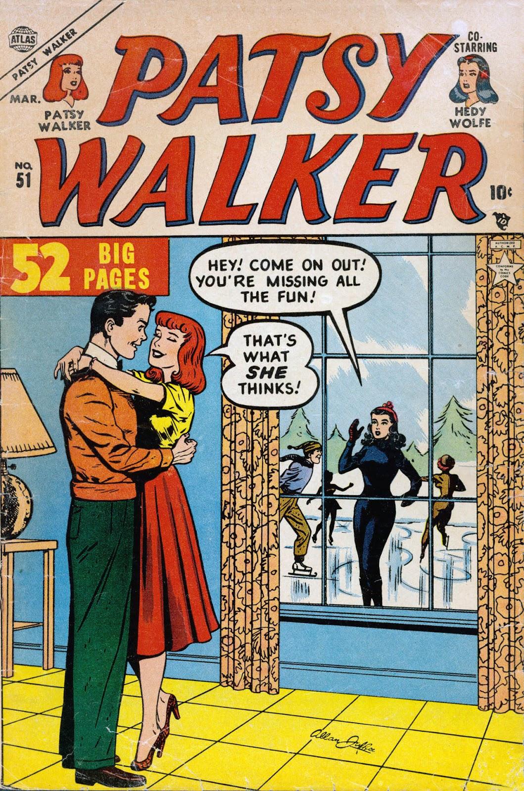 Patsy Walker 51 Page 1