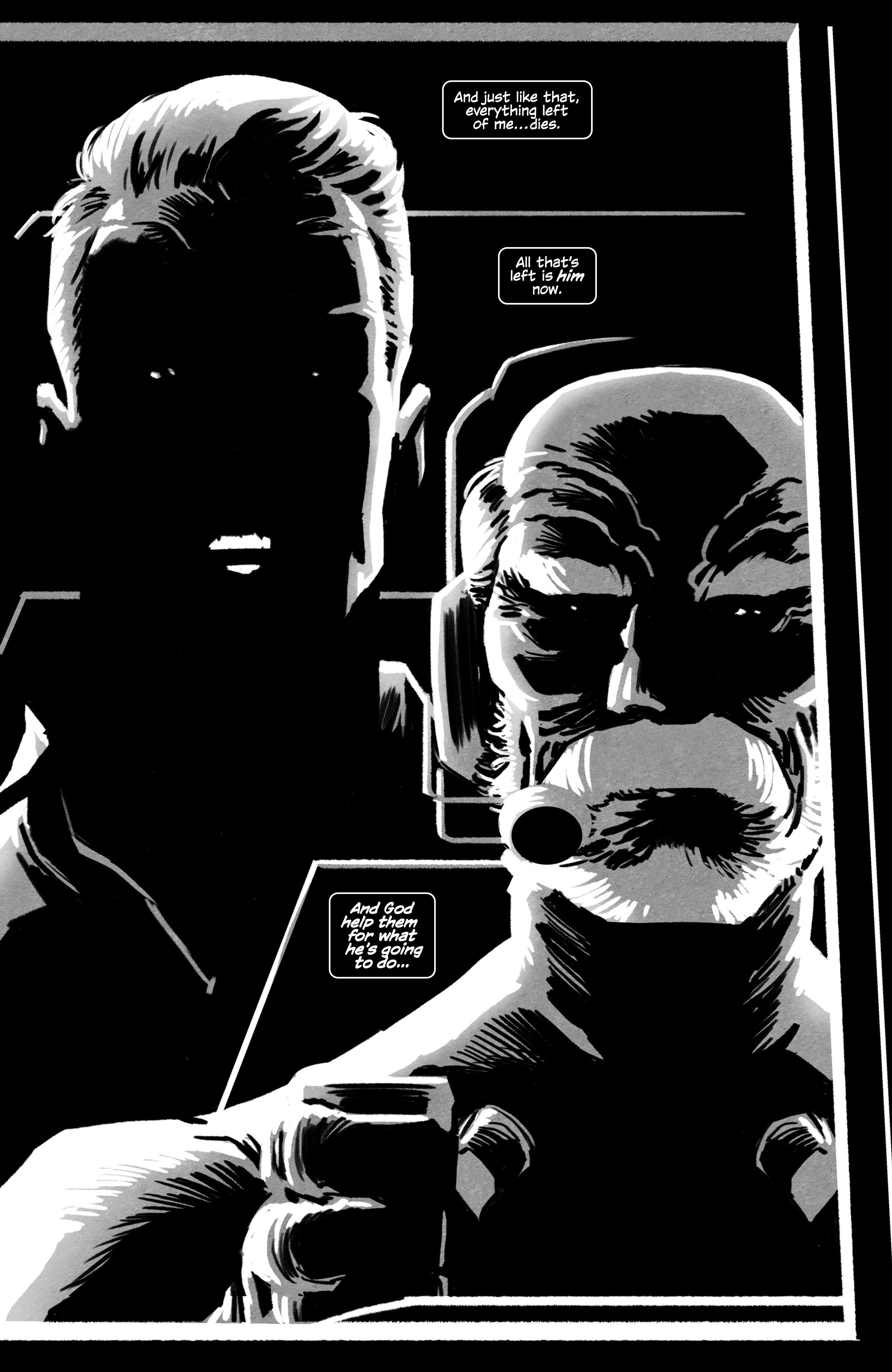 Read online Renato Jones, Season 2: Freelancer comic -  Issue #1 - 8