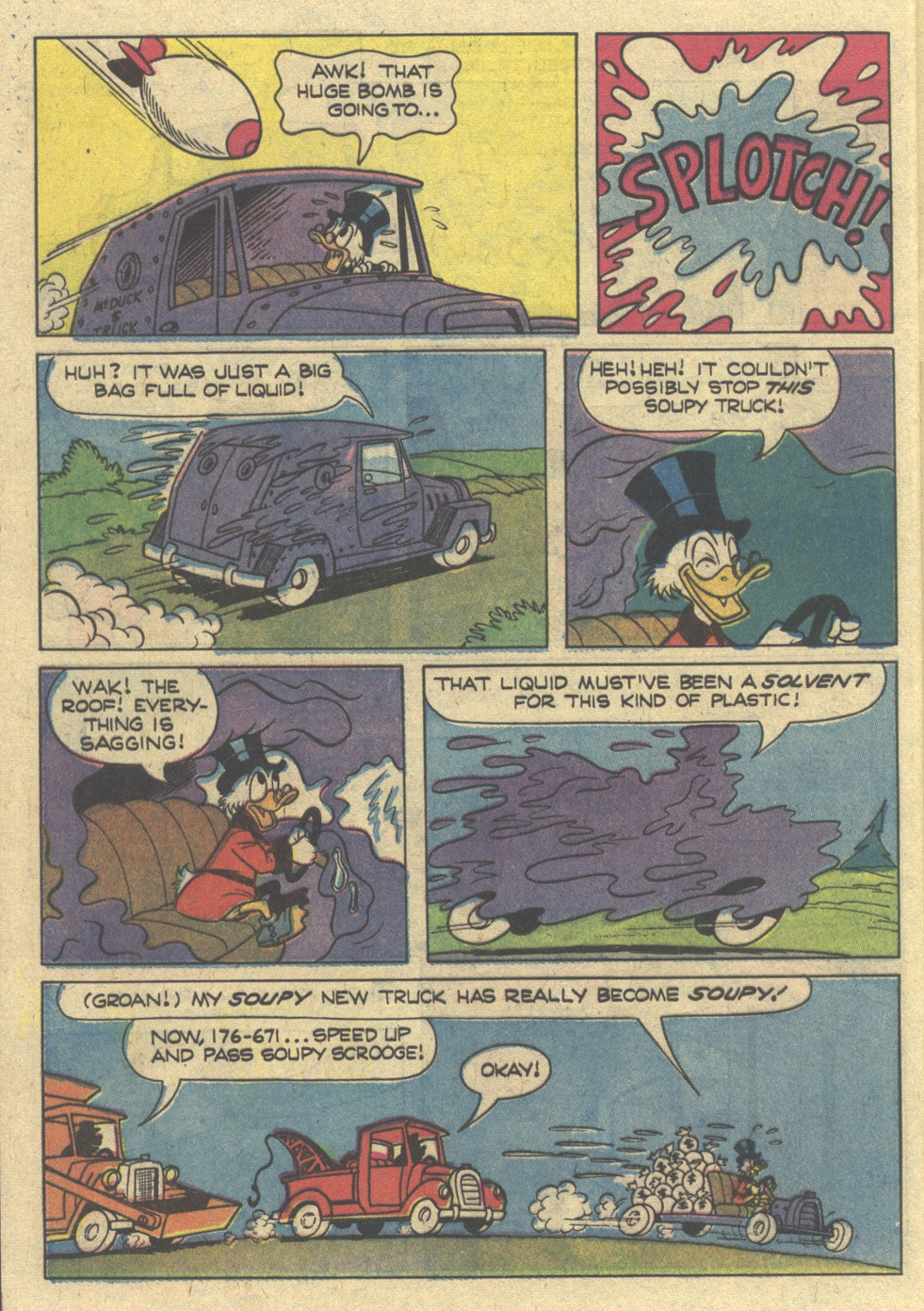 Read online Uncle Scrooge (1953) comic -  Issue #172 - 28