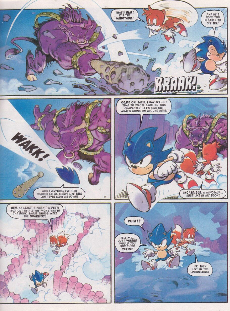 Read online Sonic the Comic comic -  Issue #113 - 5