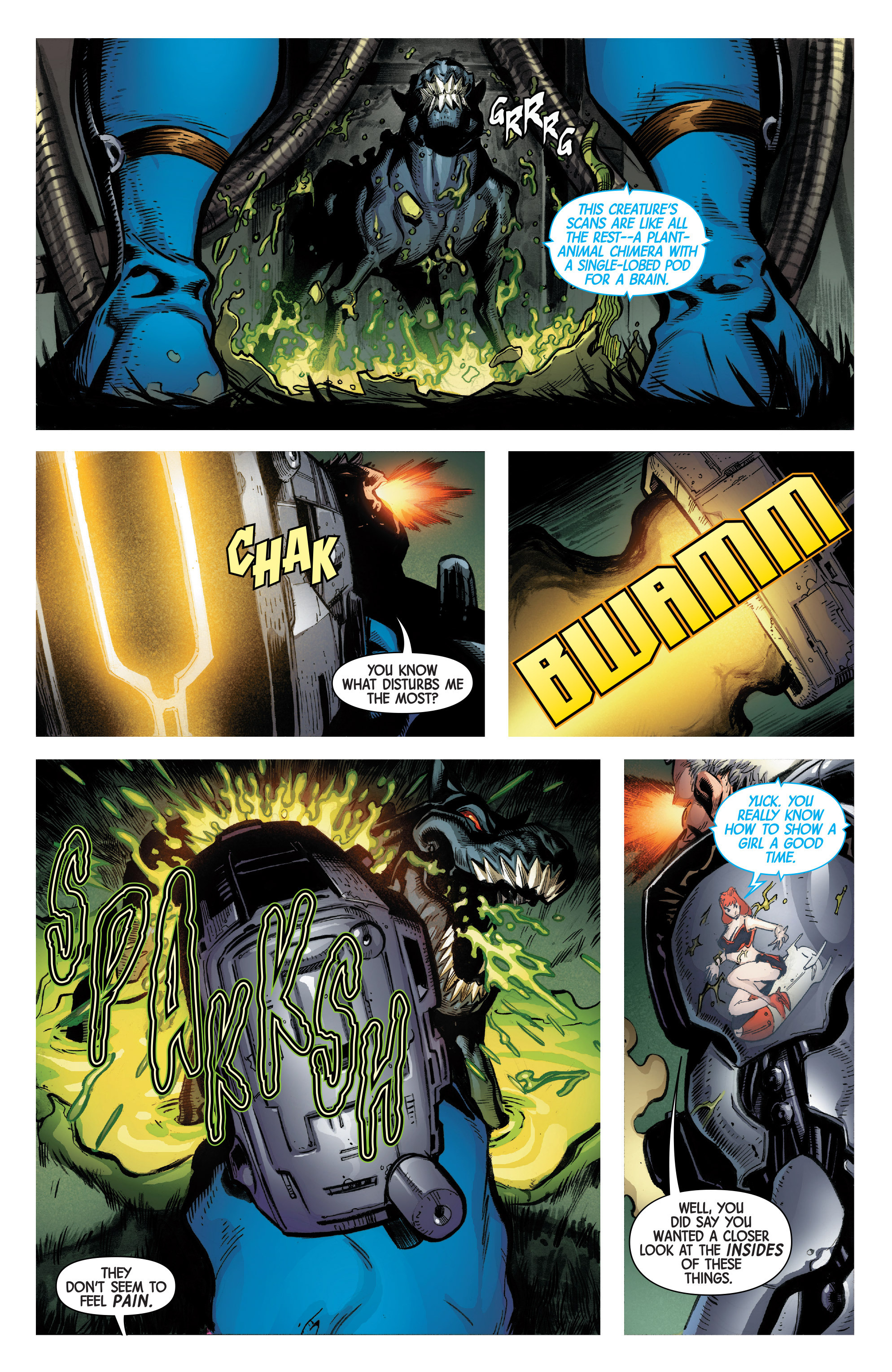 Read online Uncanny Avengers [II] comic -  Issue #2 - 20