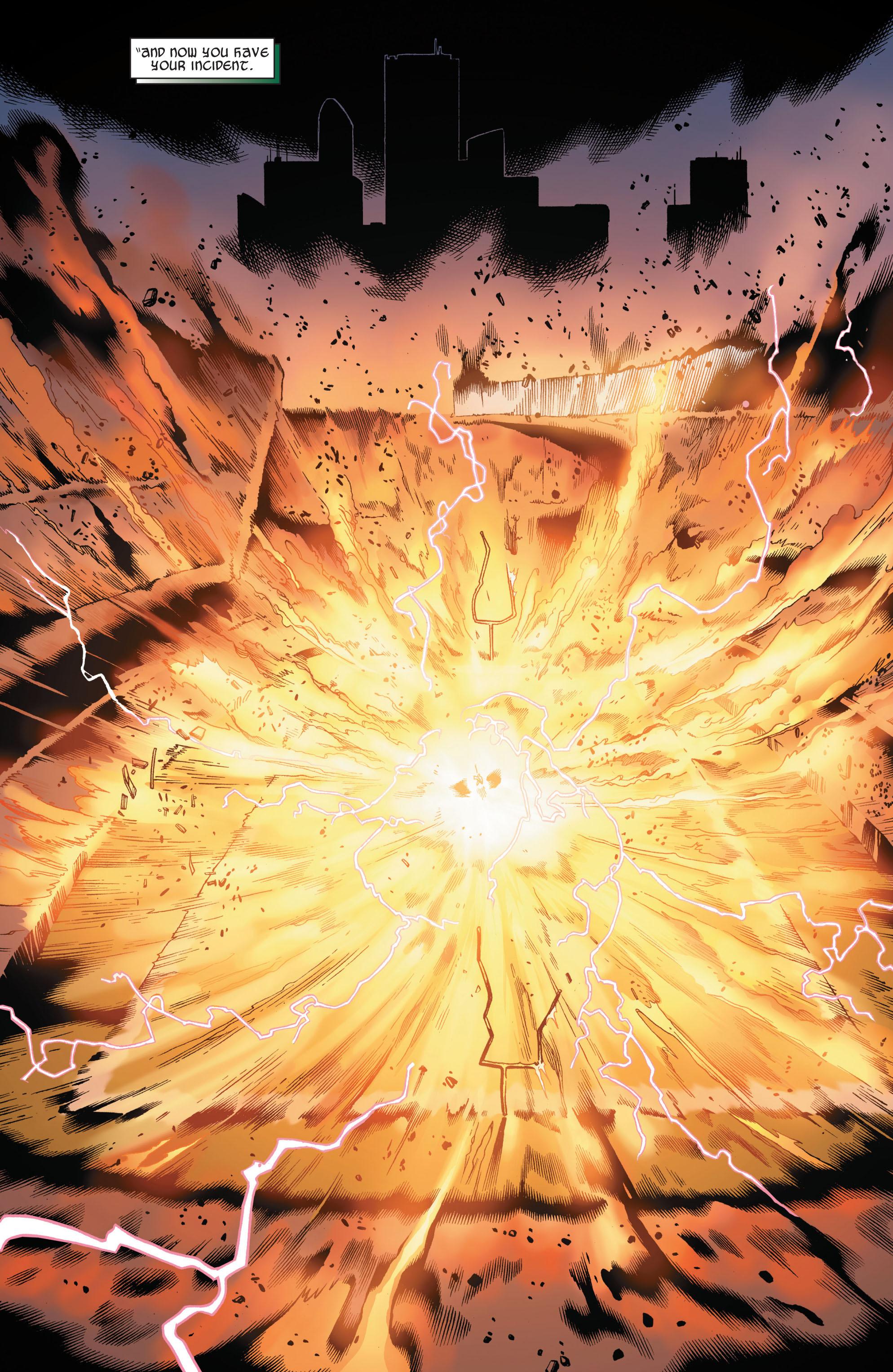 Read online Siege (2010) comic -  Issue #1 - 8