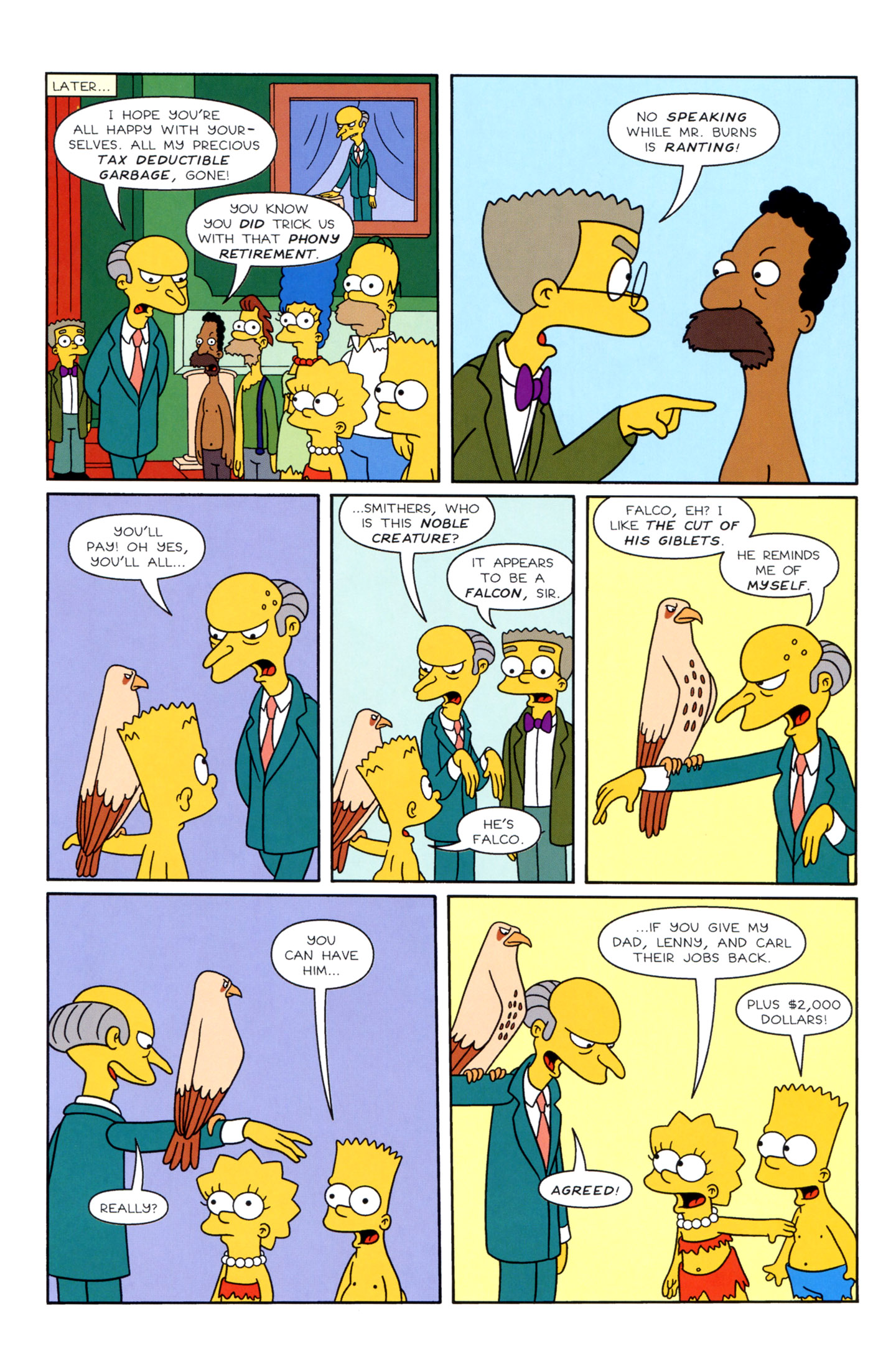 Read online Simpsons Illustrated (1991) comic -  Issue #3 - 21