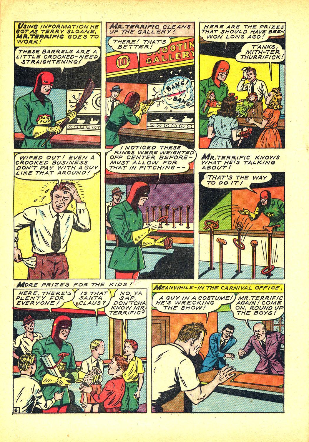 Read online Sensation (Mystery) Comics comic -  Issue #8 - 30