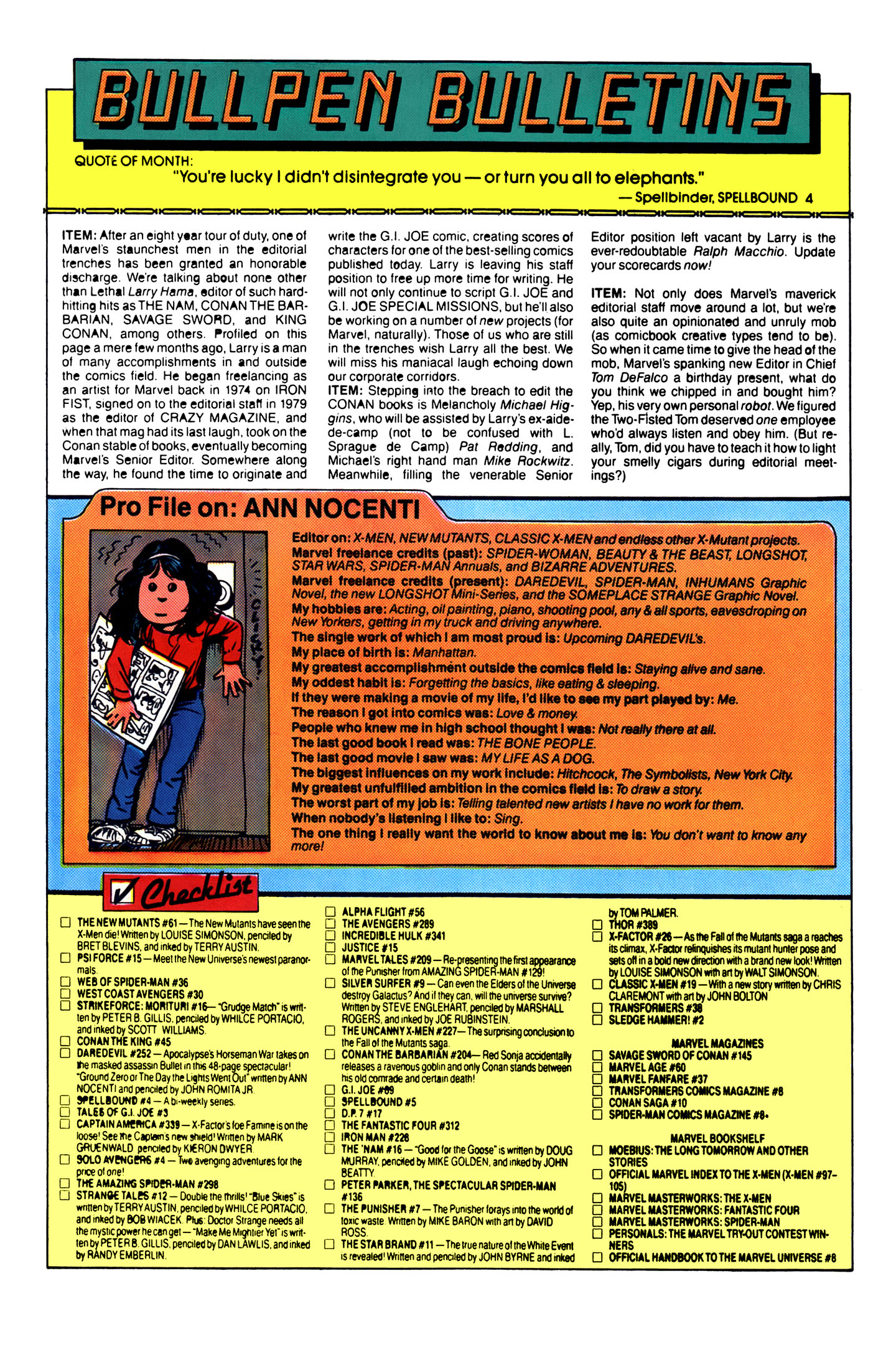 Read online X-Factor (1986) comic -  Issue #24 - 21
