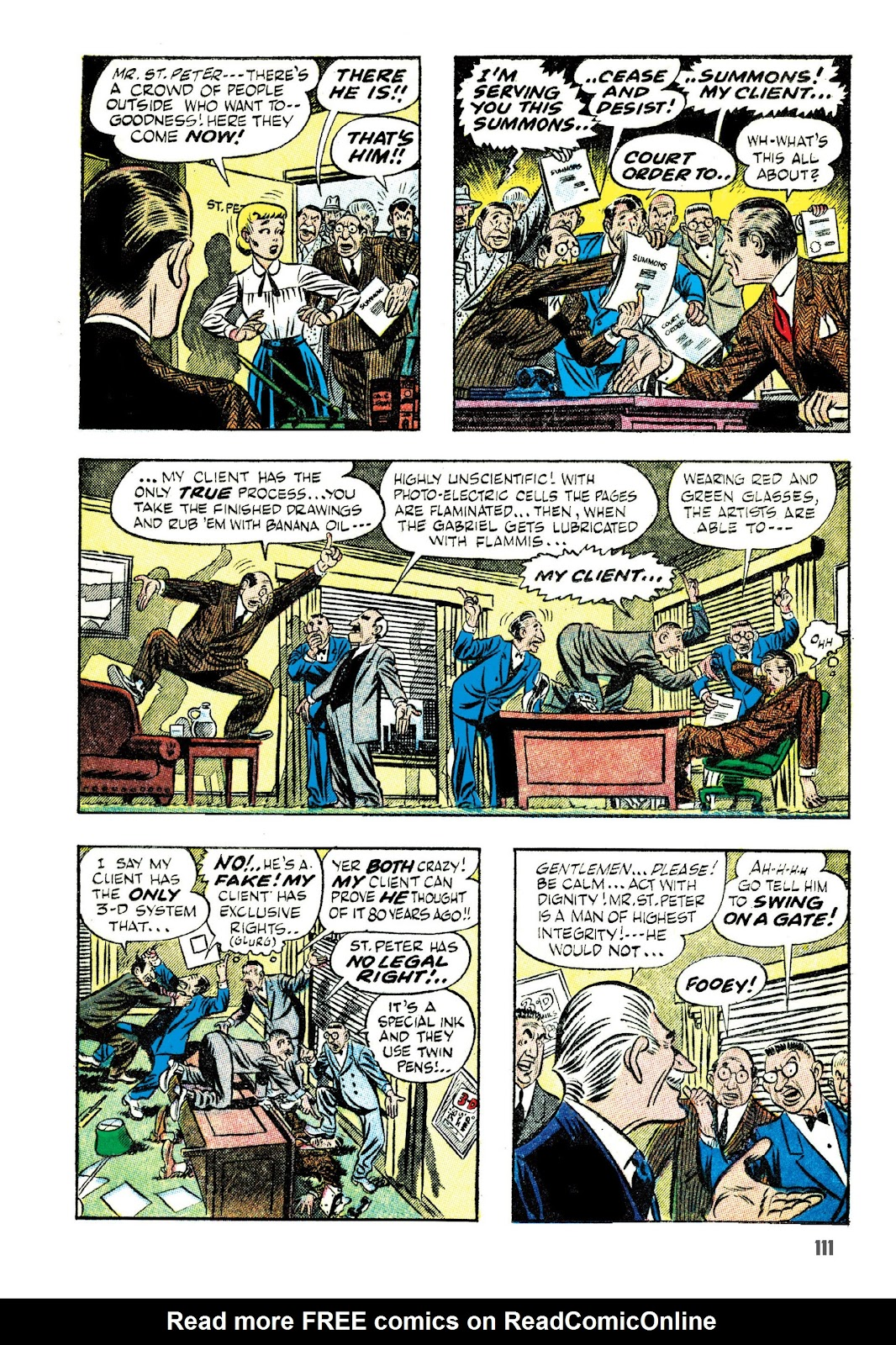 Read online The Joe Kubert Archives comic -  Issue # TPB (Part 2) - 22