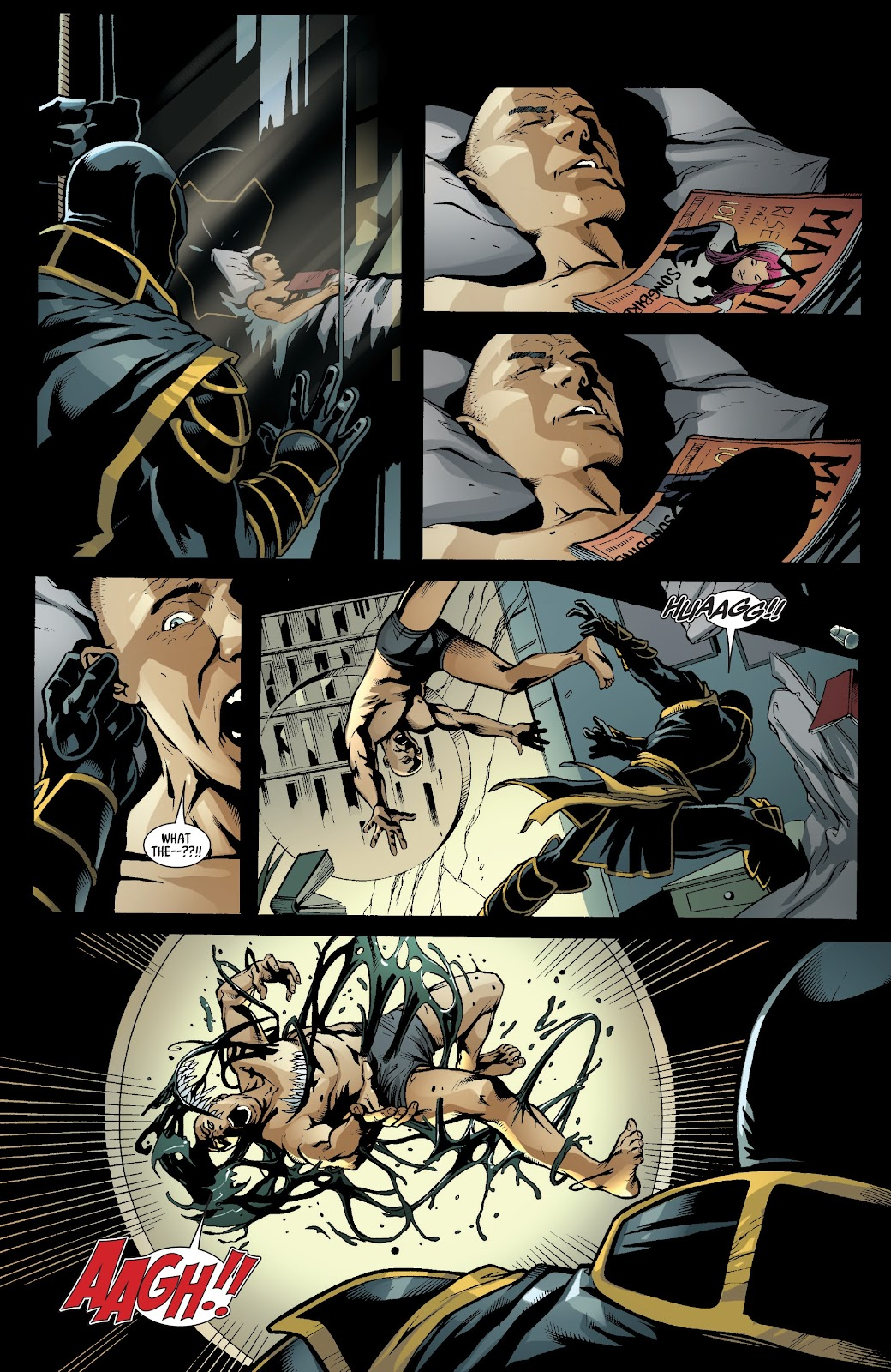Read online Siege Prelude comic -  Issue # TPB (Part 2) - 27