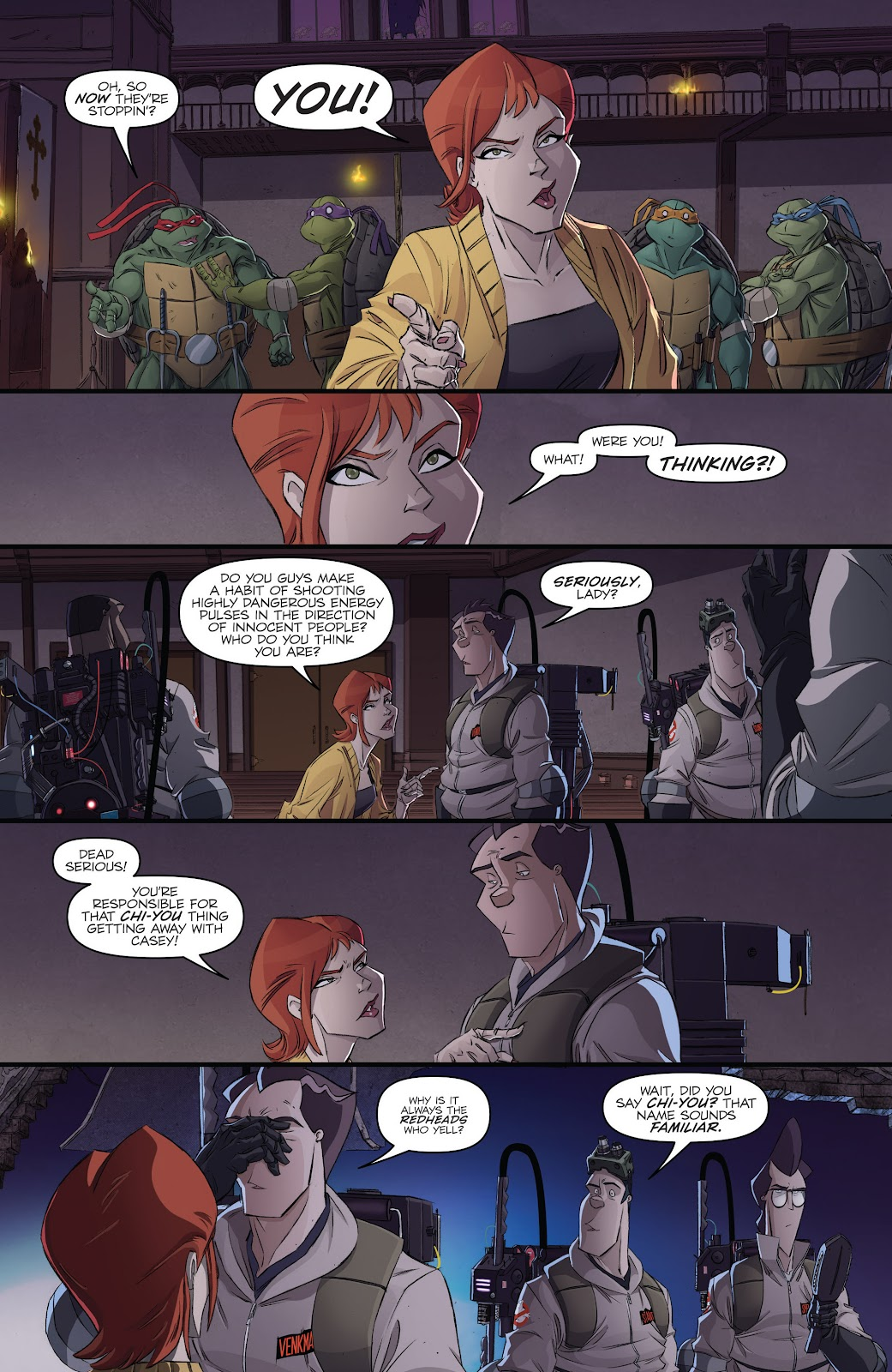 Read online Teenage Mutant Ninja Turtles: The IDW Collection comic -  Issue # TPB 5 (Part 2) - 98