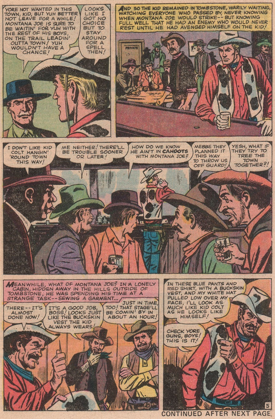 Kid Colt Outlaw issue 203 - Page 9