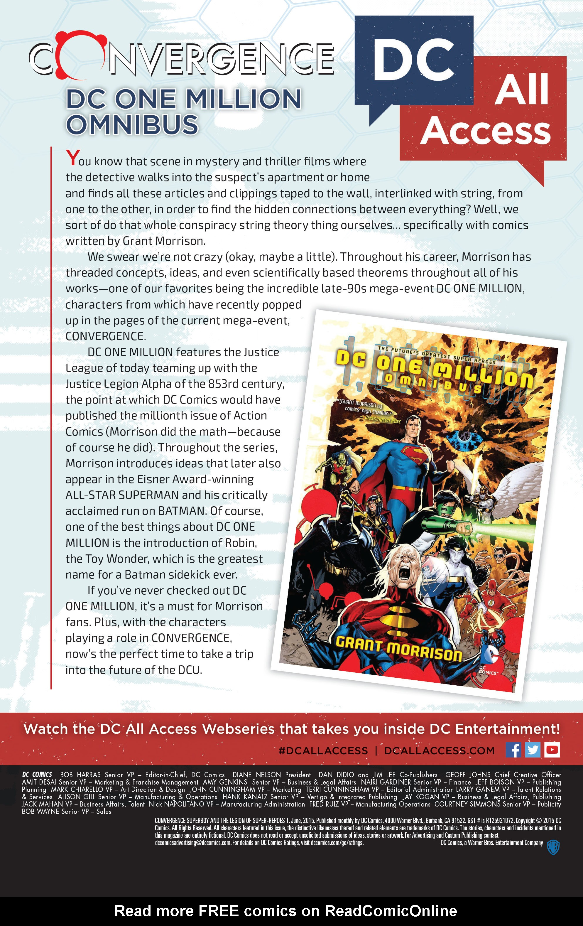 Read online Convergence Superboy and the Legion of Super-Heroes comic -  Issue #1 - 25