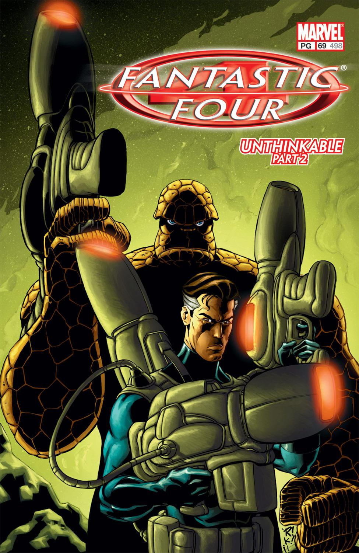 Fantastic Four (1998) 69 Page 1
