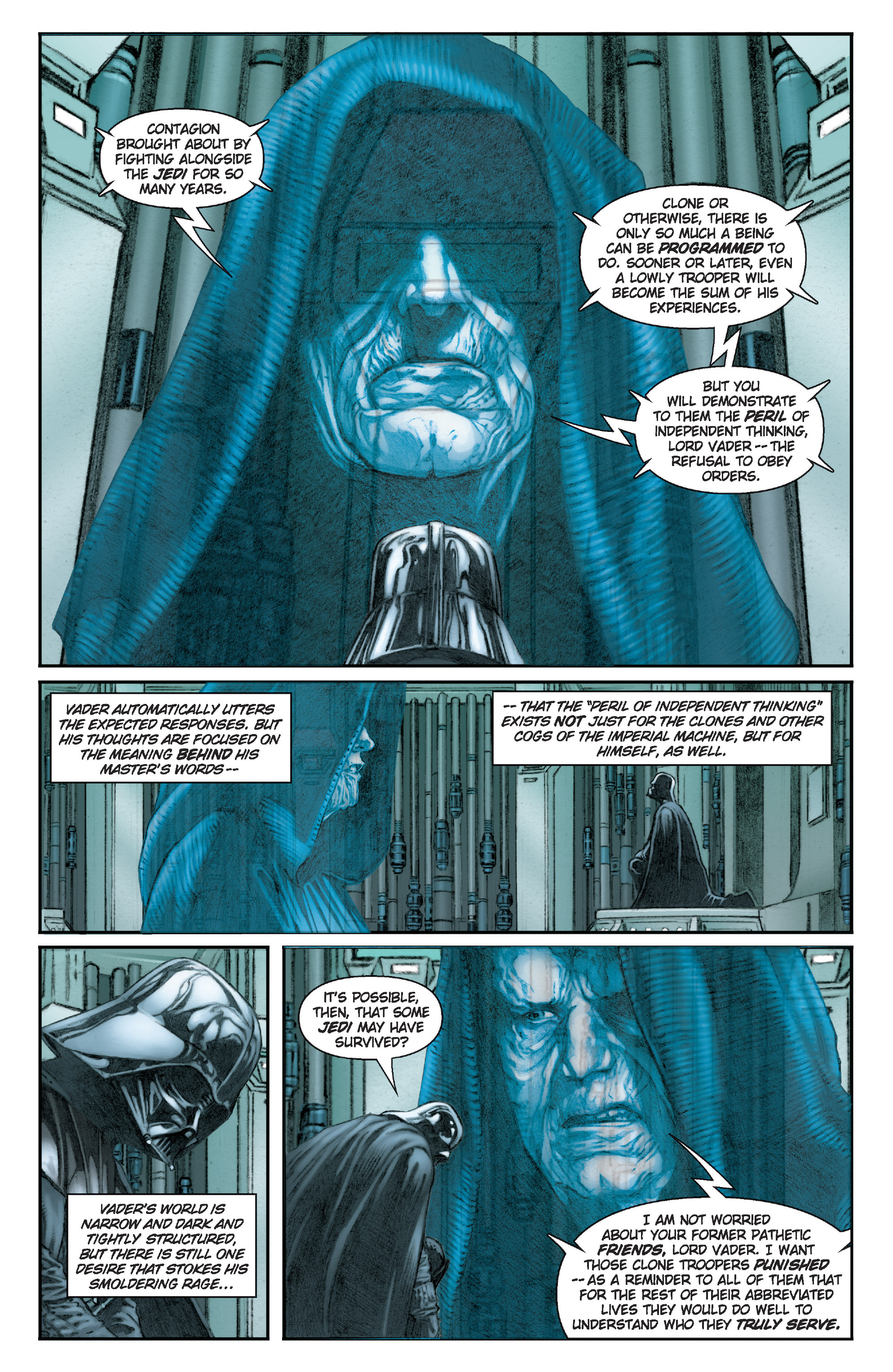 Read online Star Wars Omnibus comic -  Issue # Vol. 31 - 147