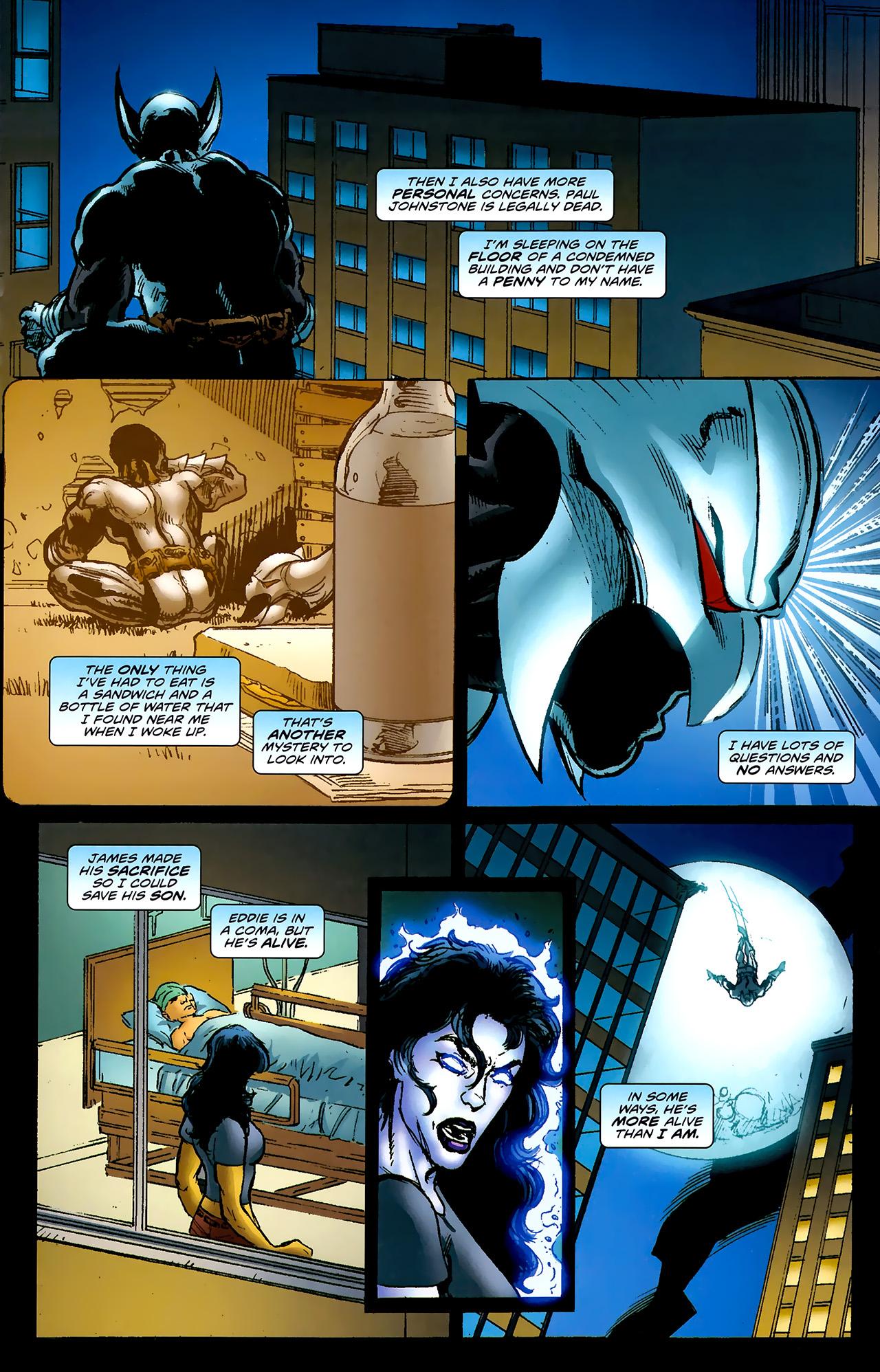 Read online ShadowHawk (2010) comic -  Issue #2 - 8