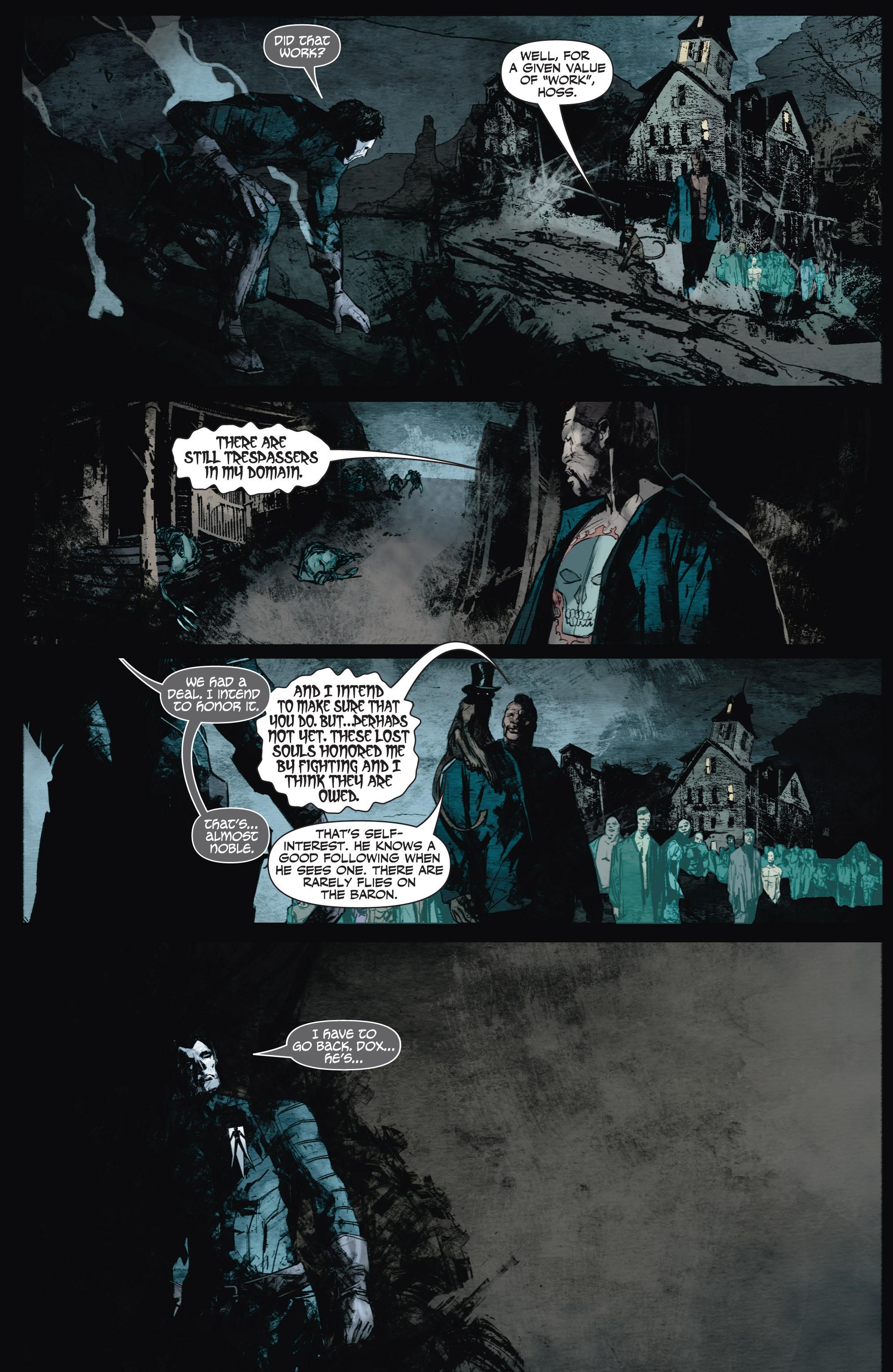 Read online Shadowman (2012) comic -  Issue #9 - 23