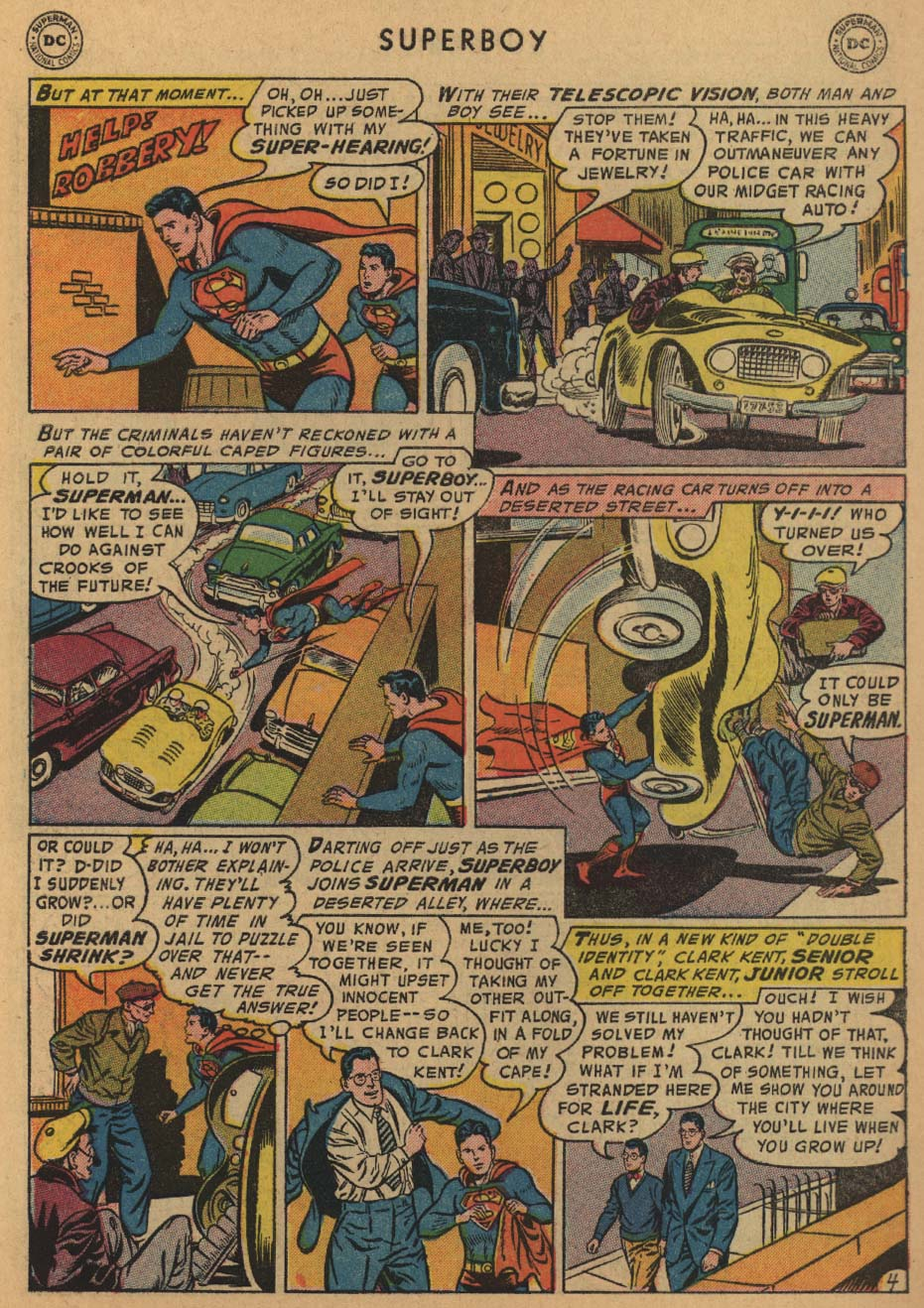 Superboy (1949) issue 47 - Page 25