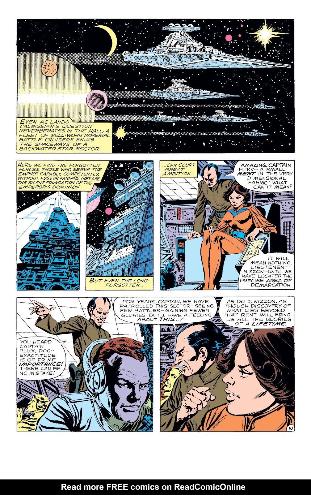 Read online Star Wars Legends: The Original Marvel Years - Epic Collection comic -  Issue # TPB 3 (Part 2) - 46