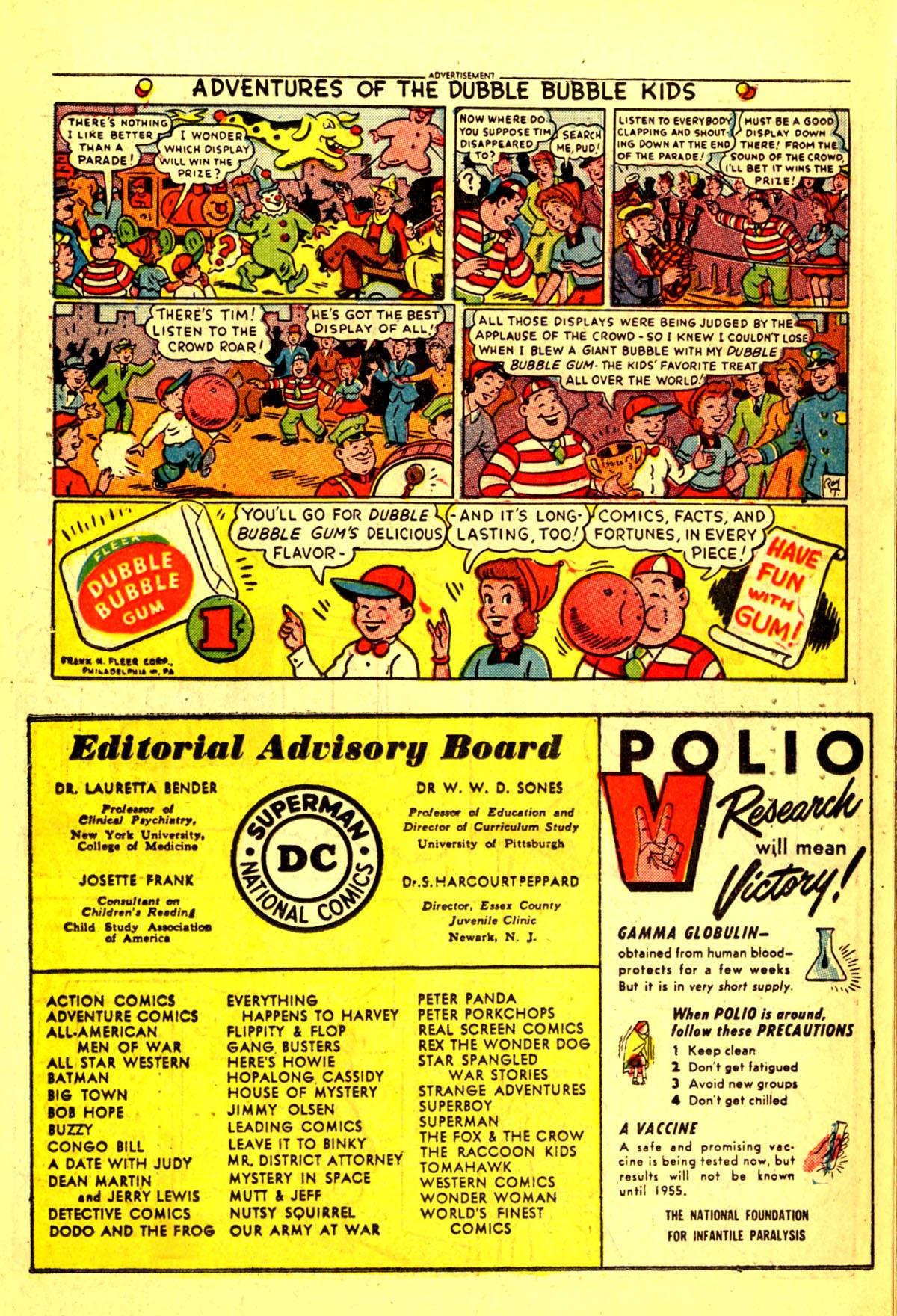 Read online Detective Comics (1937) comic -  Issue #211 - 23