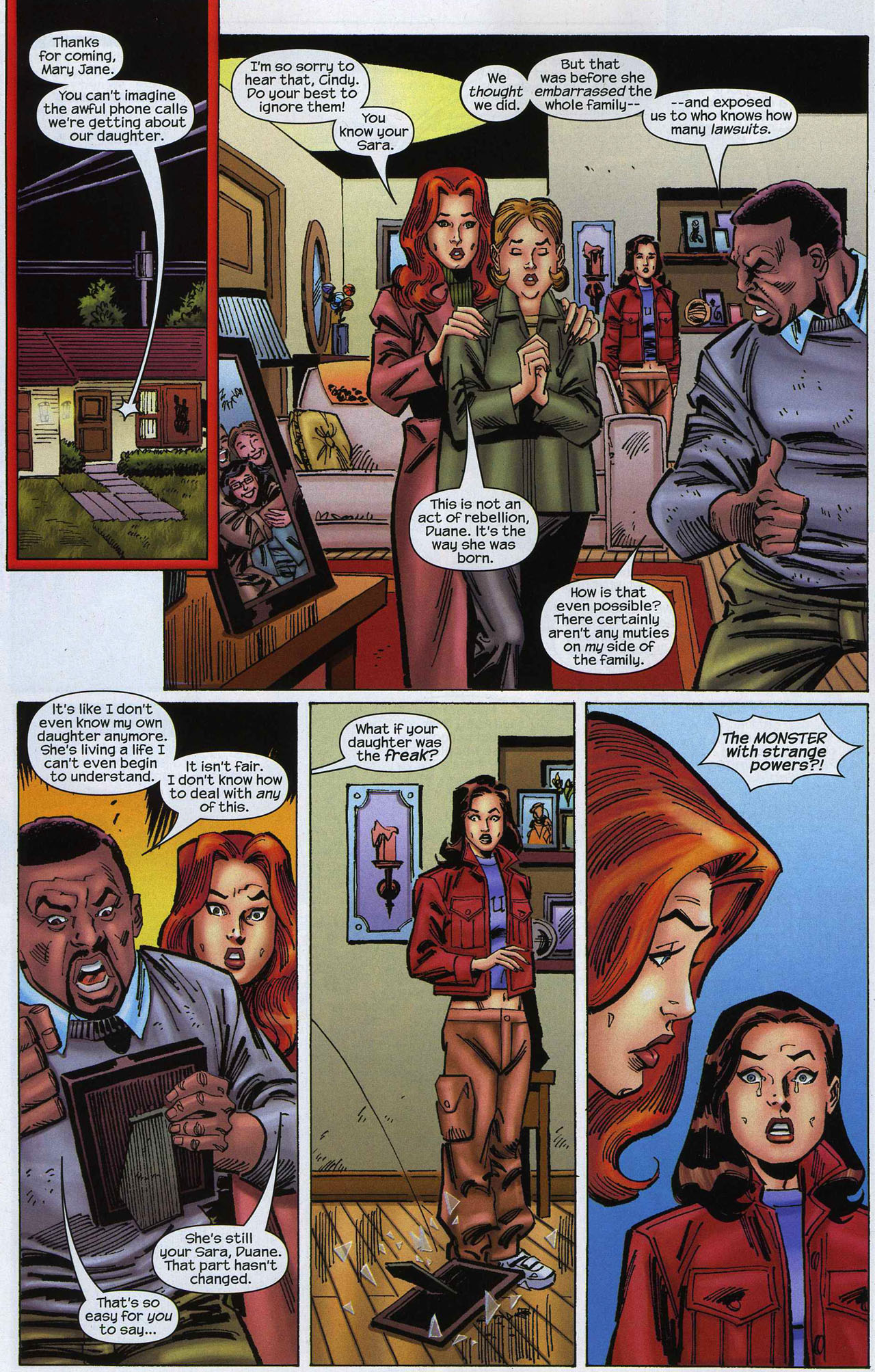 Amazing Spider-Girl 8 Page 11