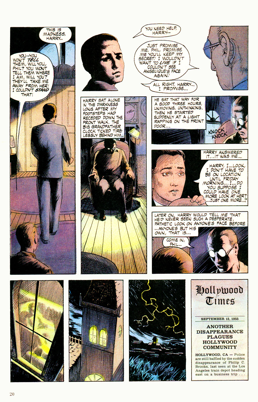 Read online Twisted Tales (1982) comic -  Issue #6 - 22