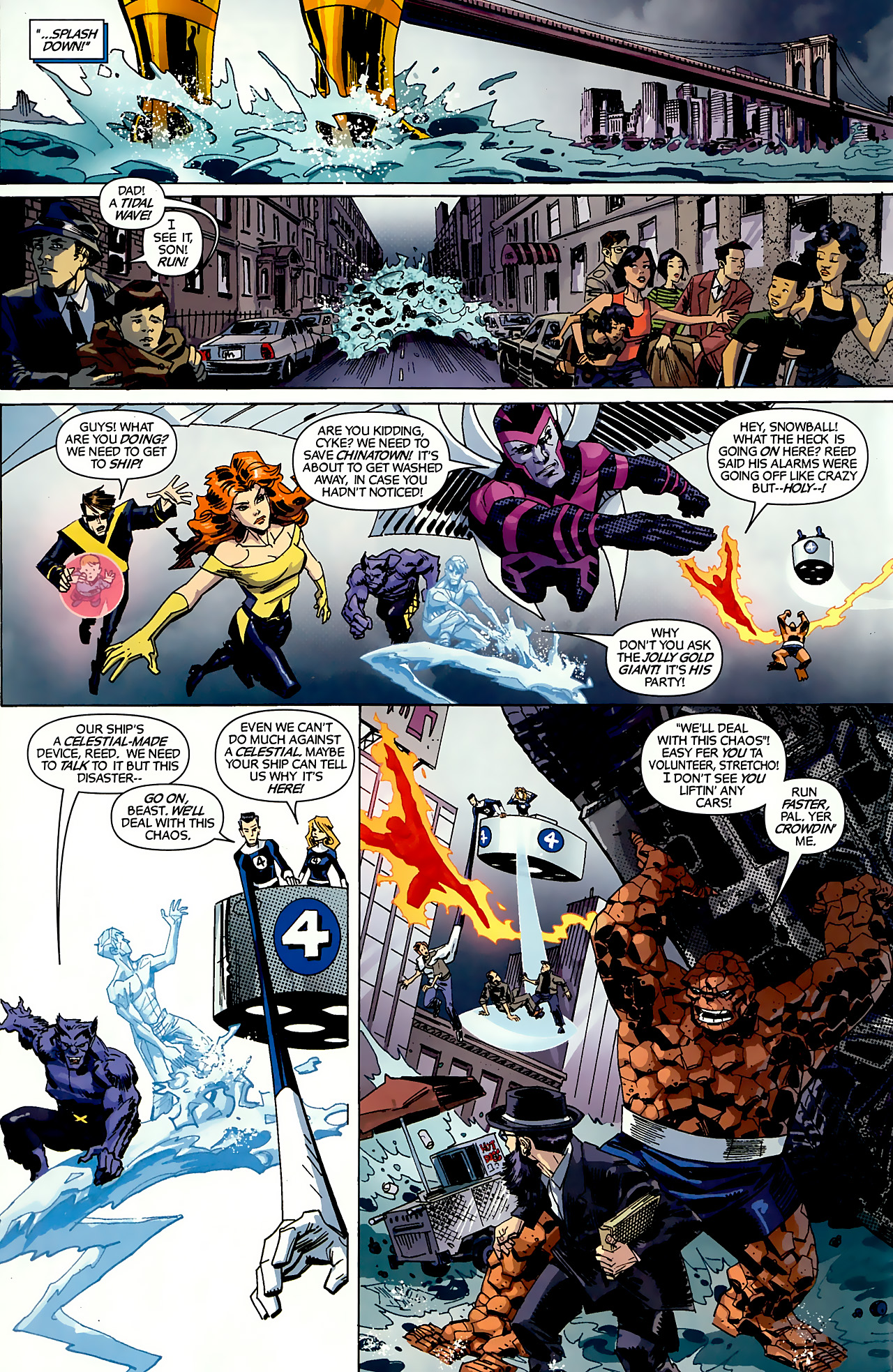 Read online X-Factor Forever comic -  Issue #3 - 5