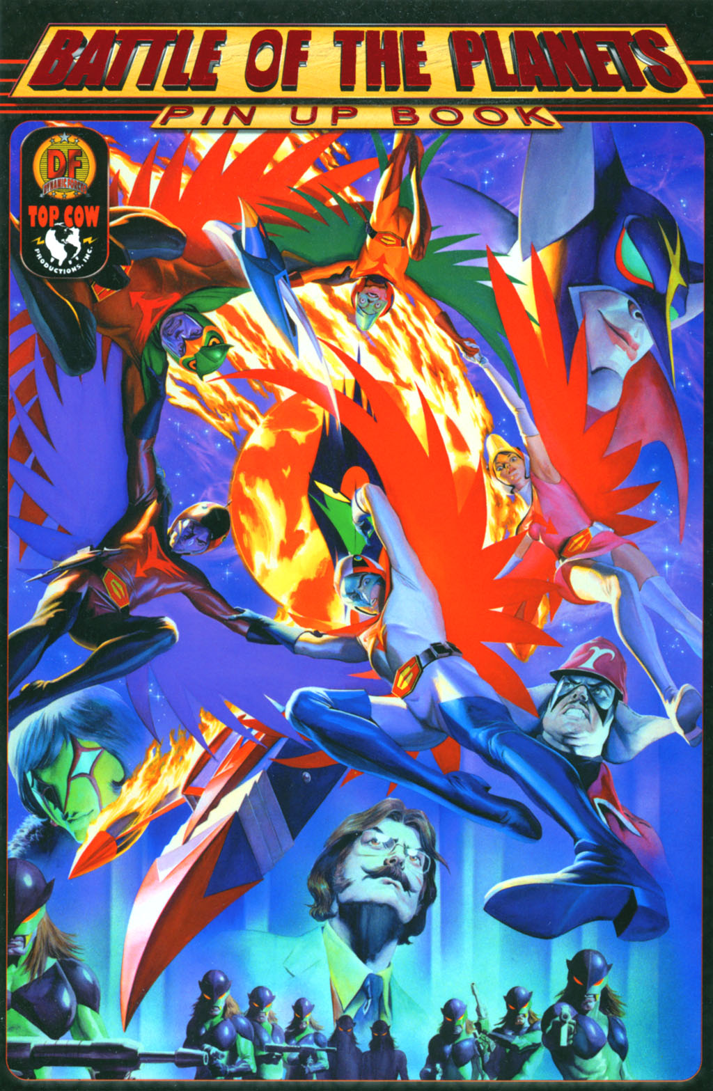 Battle of the Planets (2002) issue 1P - Page 1