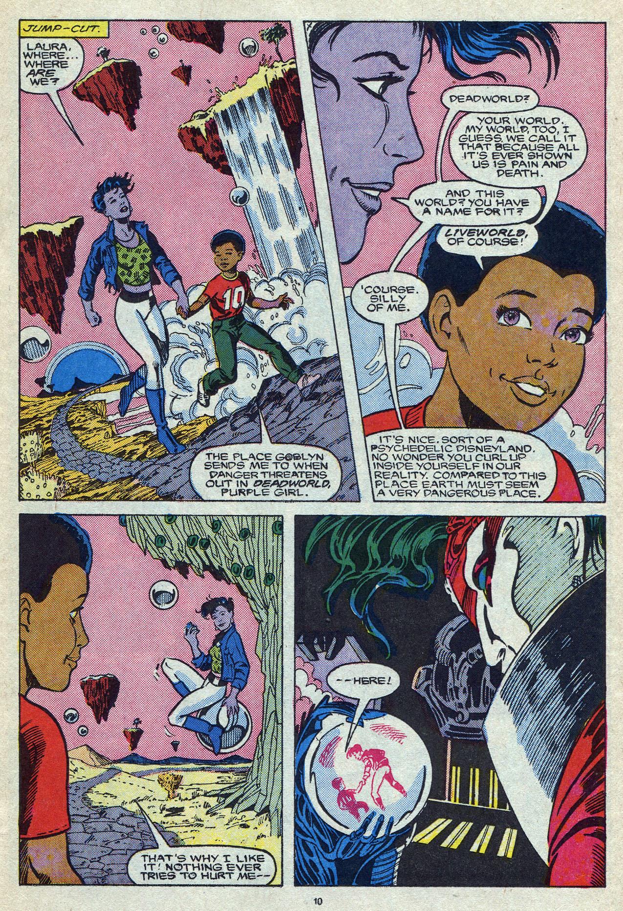 Read online Alpha Flight (1983) comic -  Issue #56 - 15