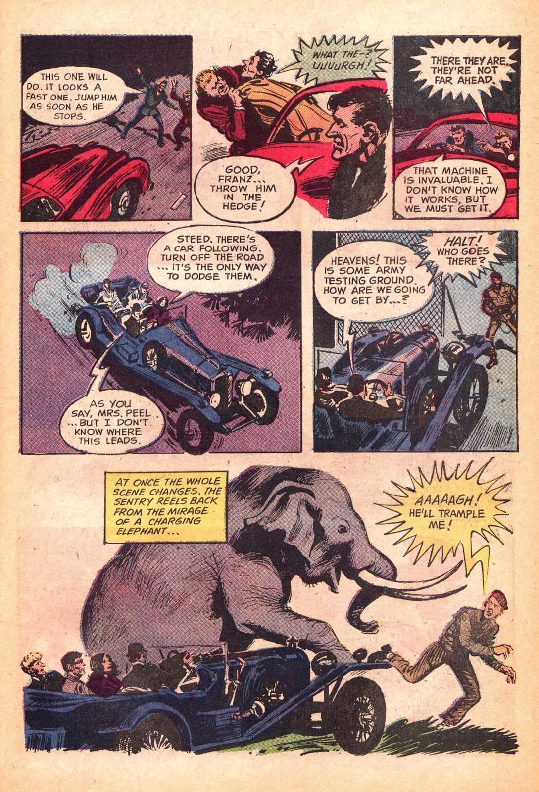 Read online The Avengers (1968) comic -  Issue # Full - 27