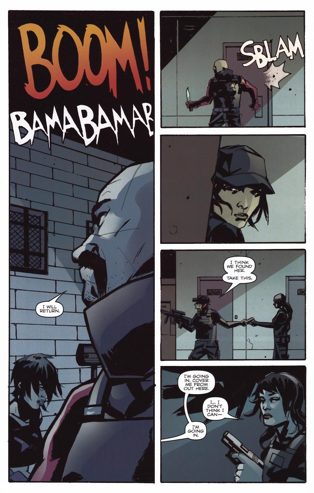 G.I. Joe Cobra (2011) Issue #20 #20 - English 18