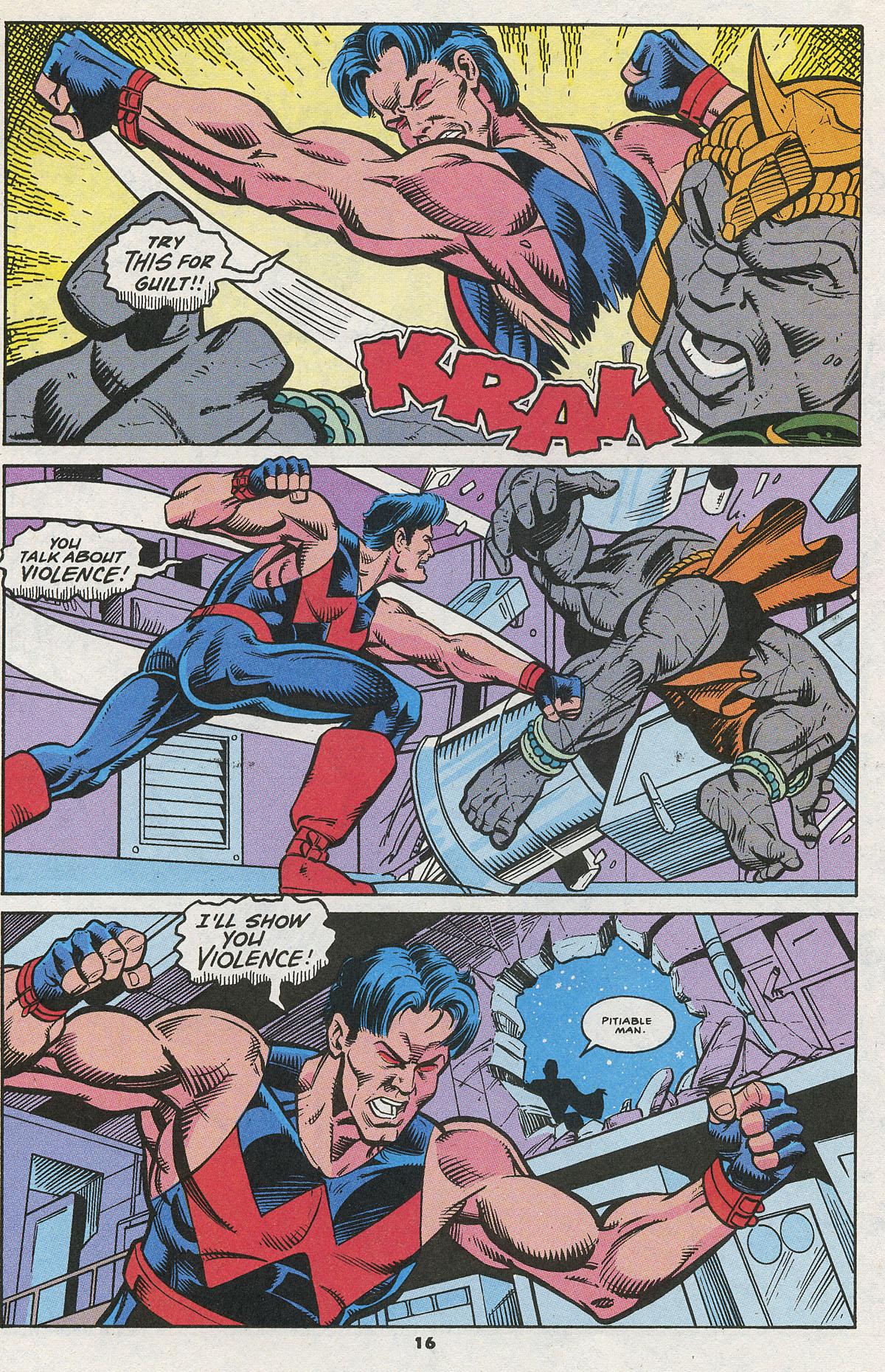 Read online Wonder Man (1991) comic -  Issue #12 - 14