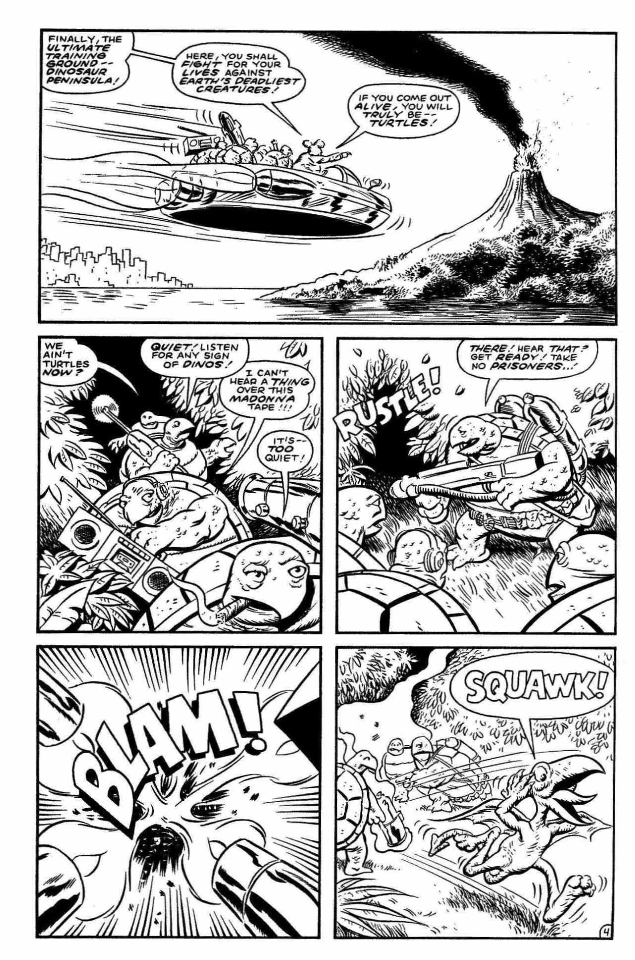 Read online Shell Shock comic -  Issue # Full - 54