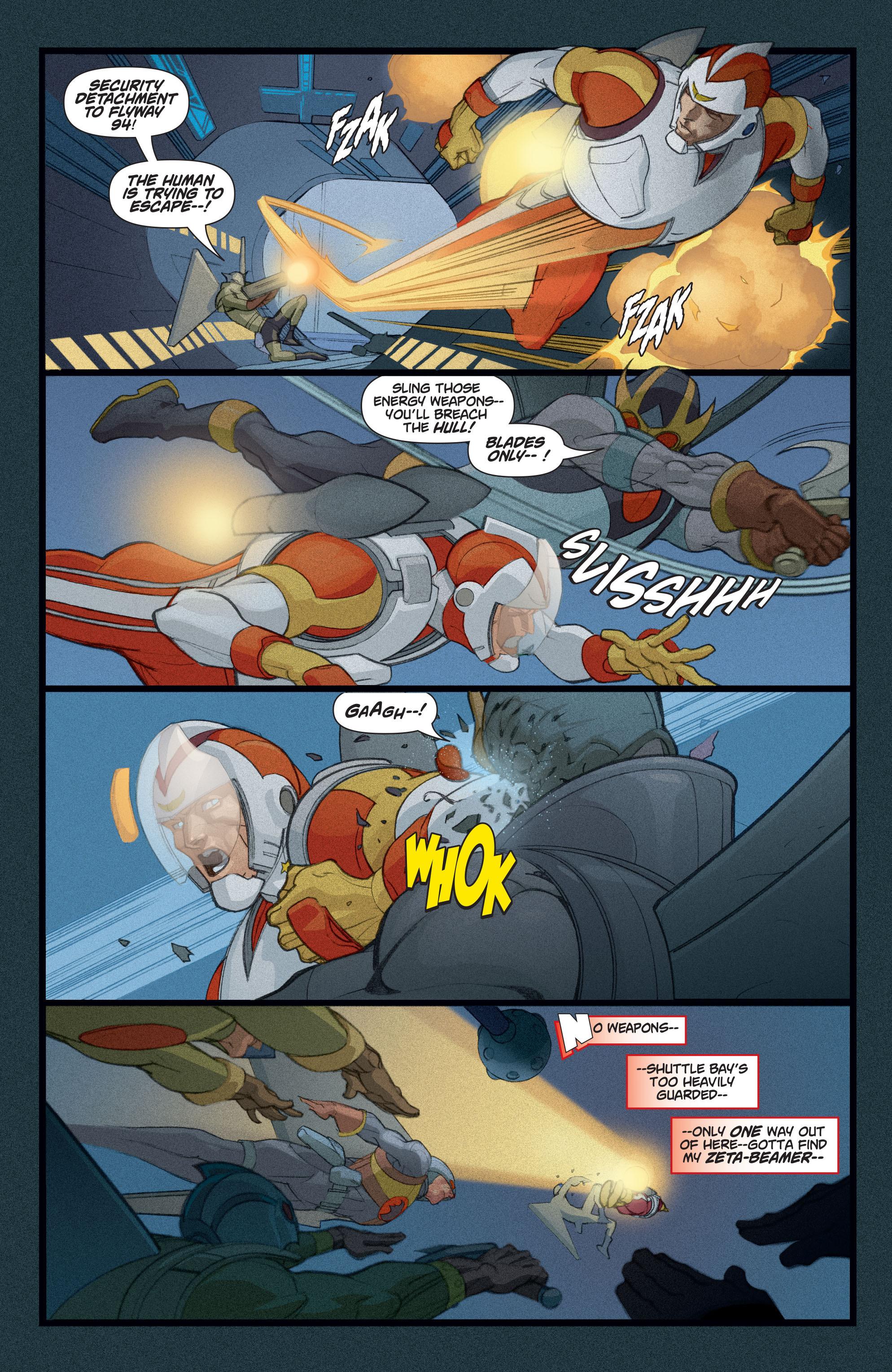 Read online Adam Strange (2004) comic -  Issue #3 - 14
