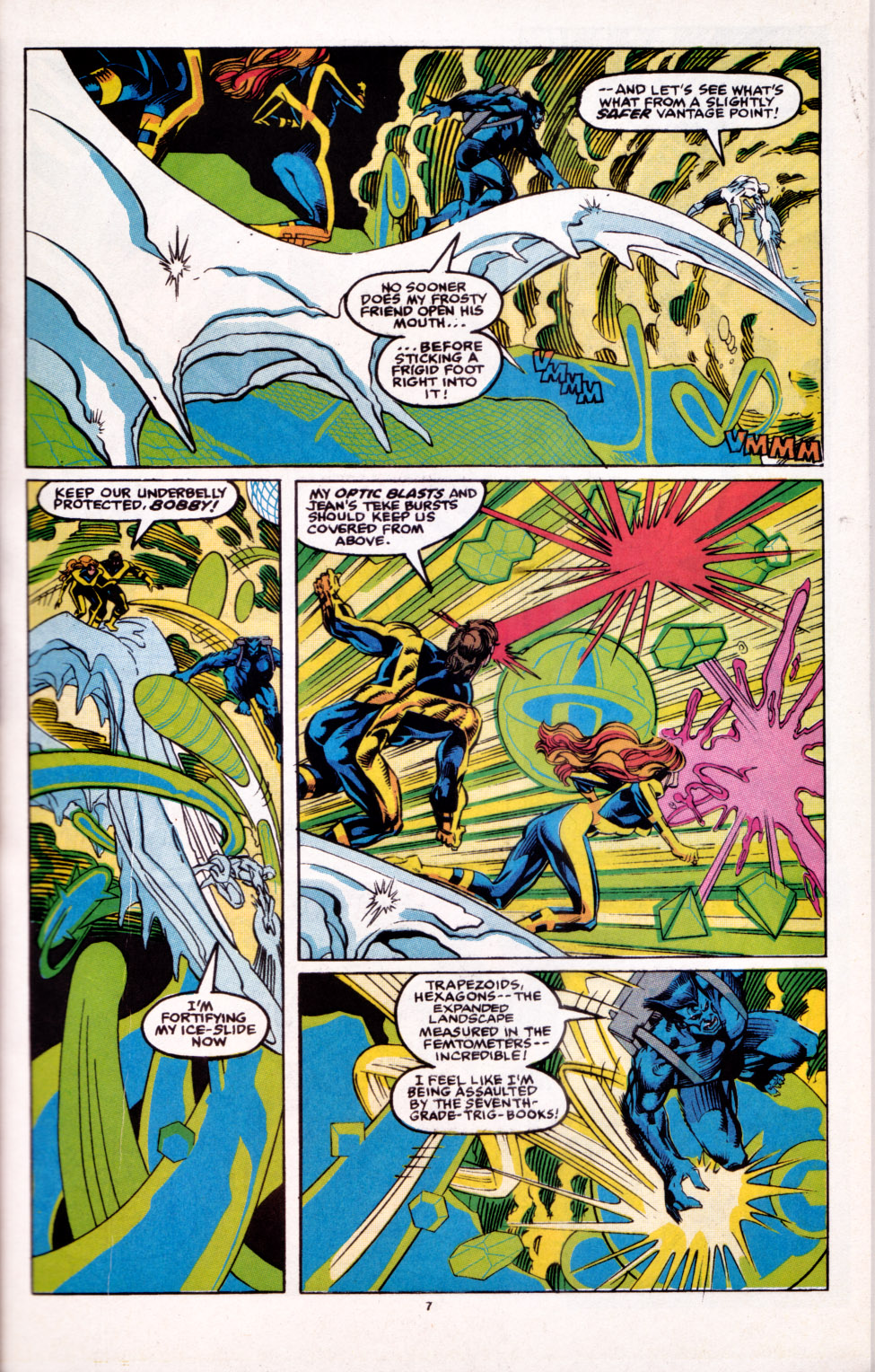 Read online X-Factor (1986) comic -  Issue # _ Annual 6 - 6