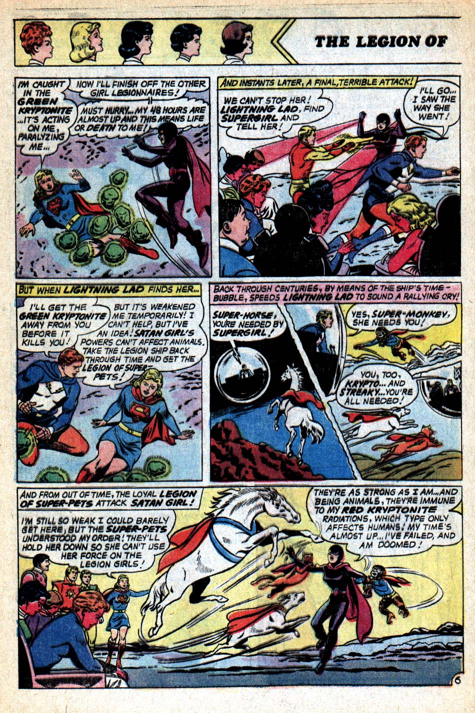 Read online Adventure Comics (1938) comic -  Issue #409 - 46